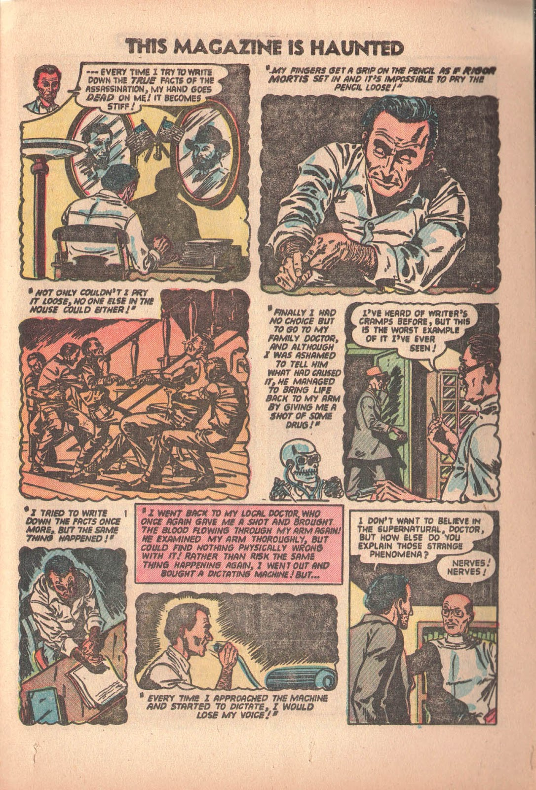 Read online This Magazine Is Haunted comic -  Issue #16 - 25