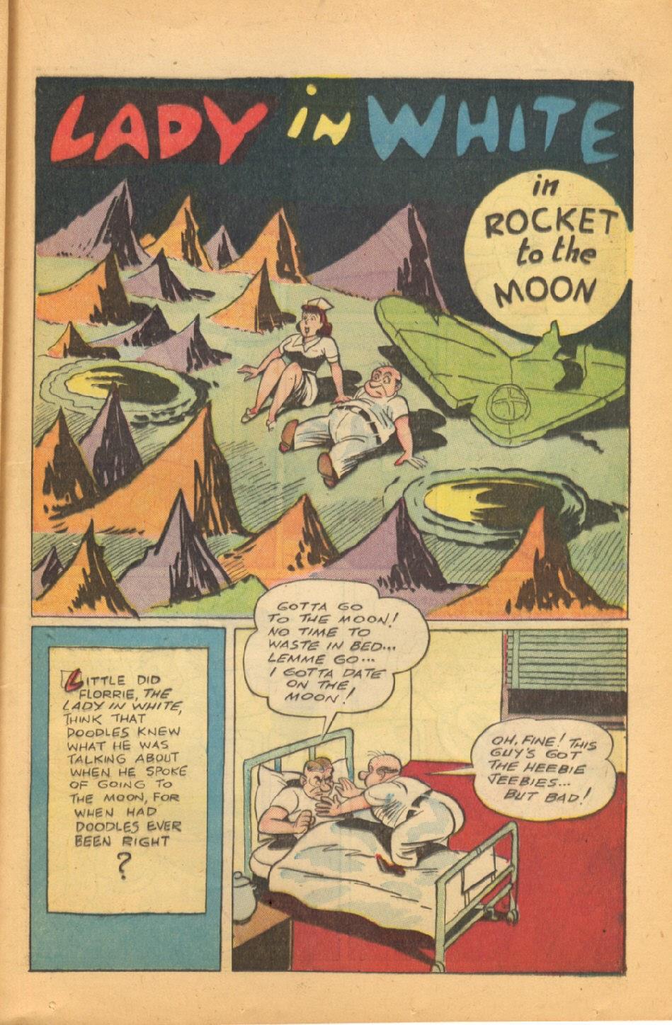 Read online Super-Magician Comics comic -  Issue #44 - 35