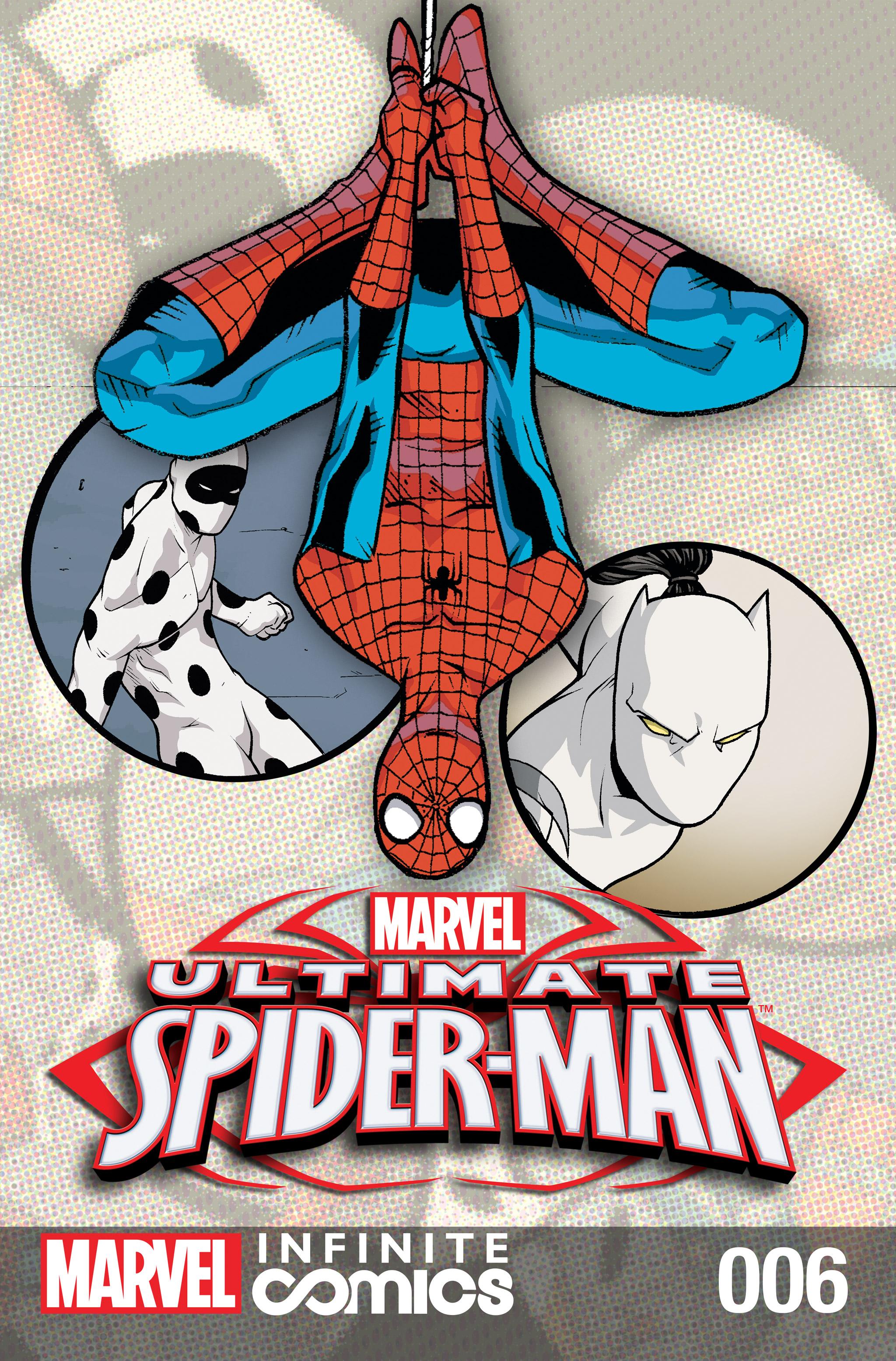 Read online Ultimate Spider-Man (Infinite Comics) (2016) comic -  Issue #6 - 1