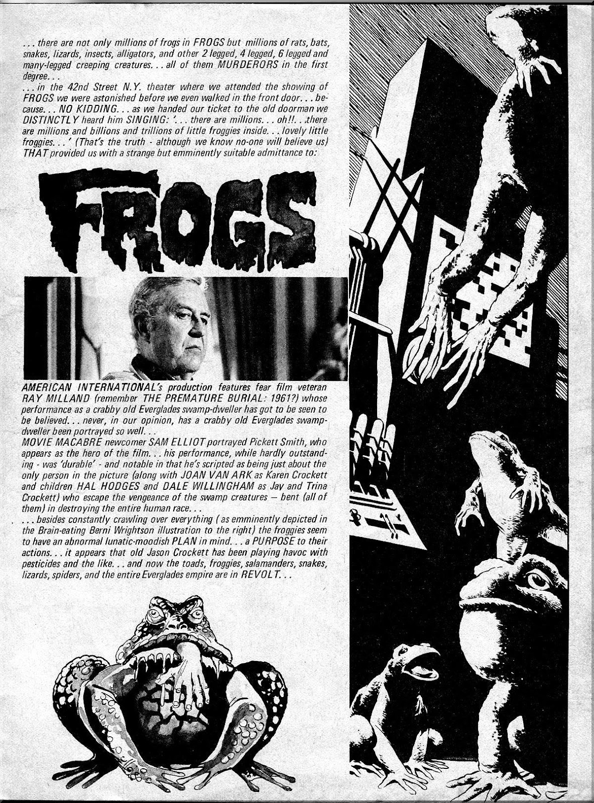 Nightmare (1970) issue 10 - Page 11