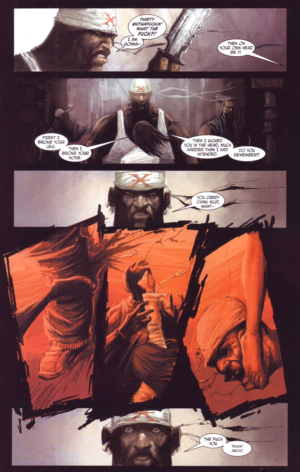 7 Brothers issue 1 - Page 16