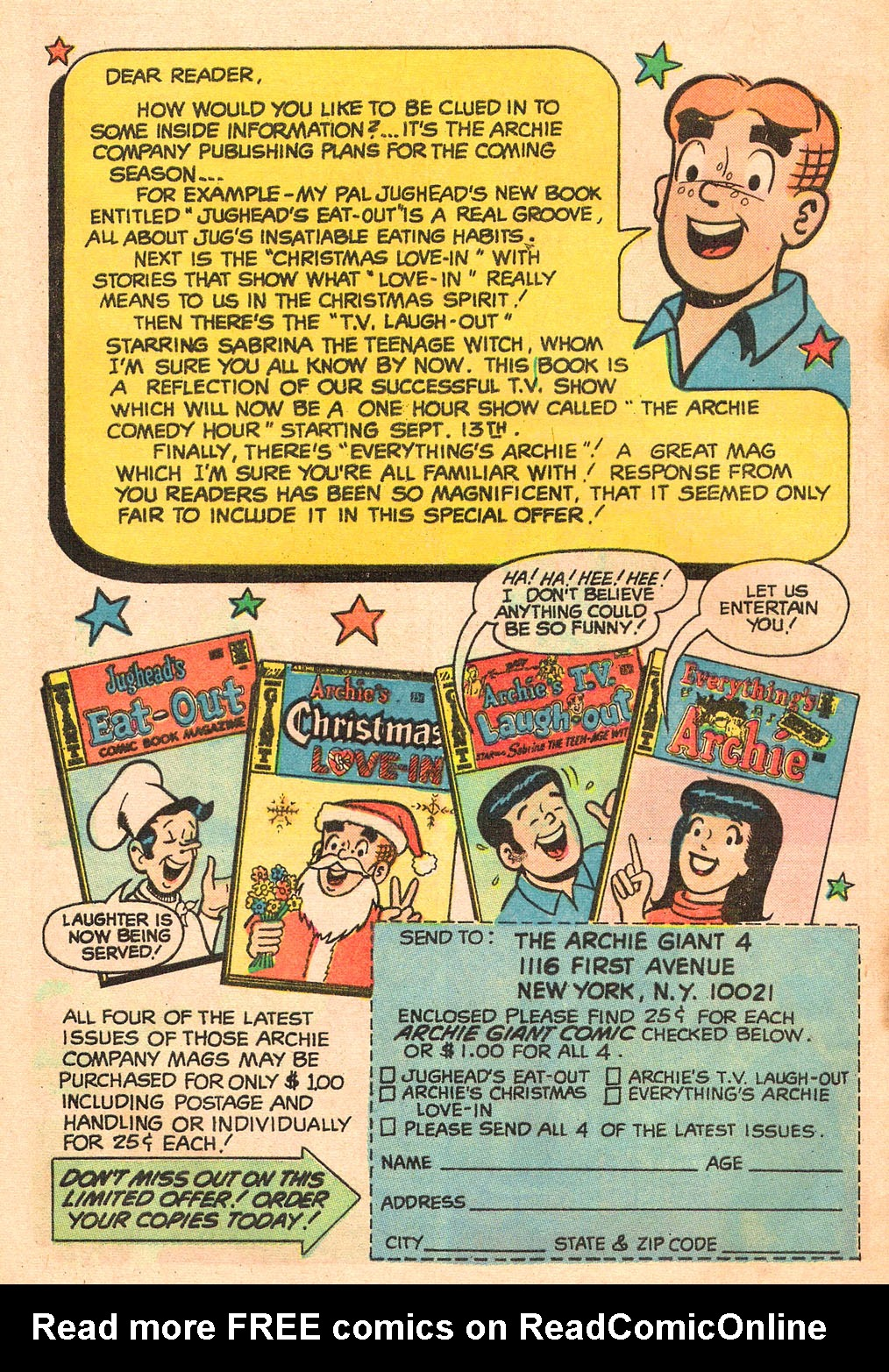 Read online She's Josie comic -  Issue #45 - 27