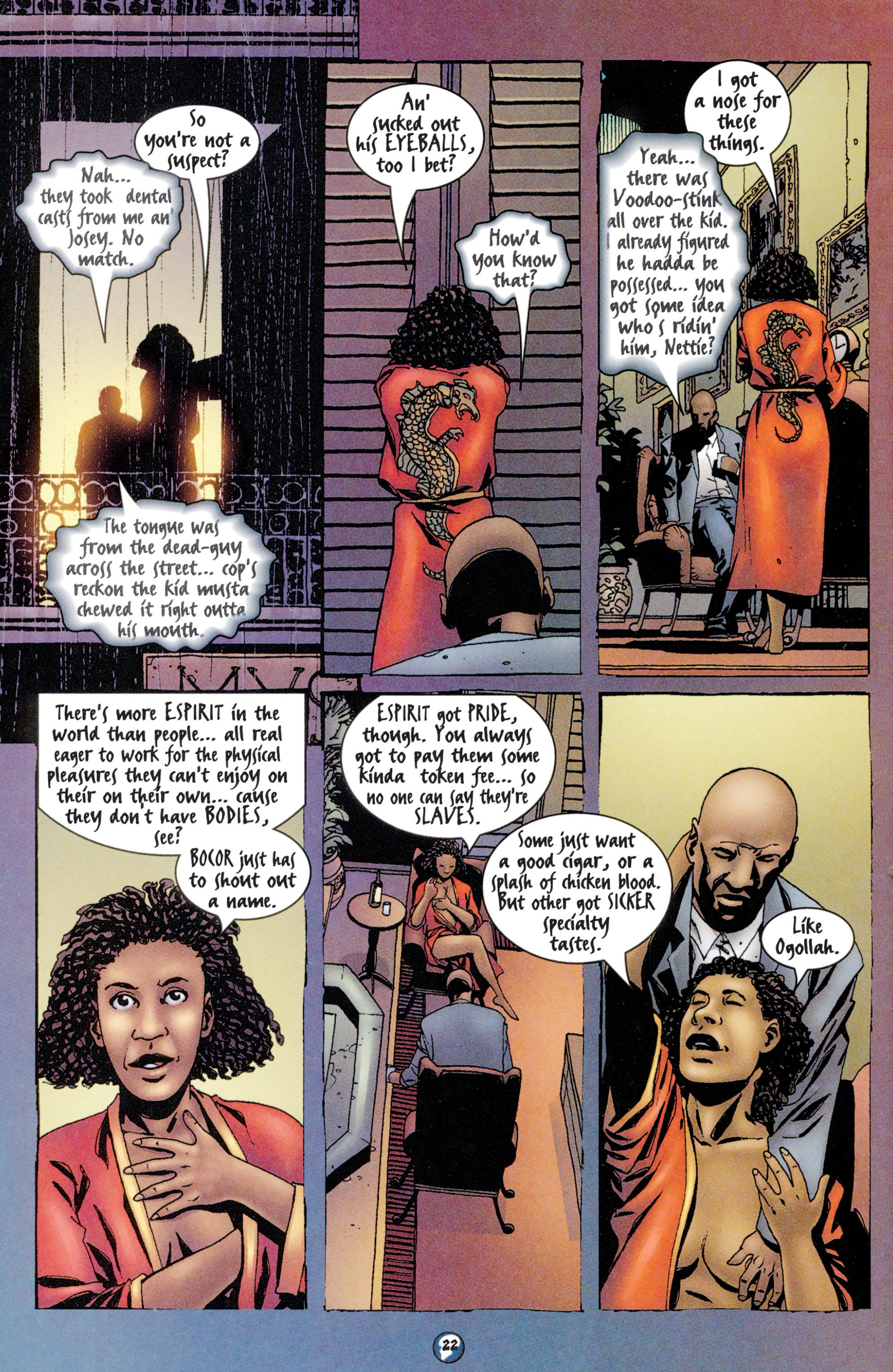 Read online Shadowman (1997) comic -  Issue #9 - 18