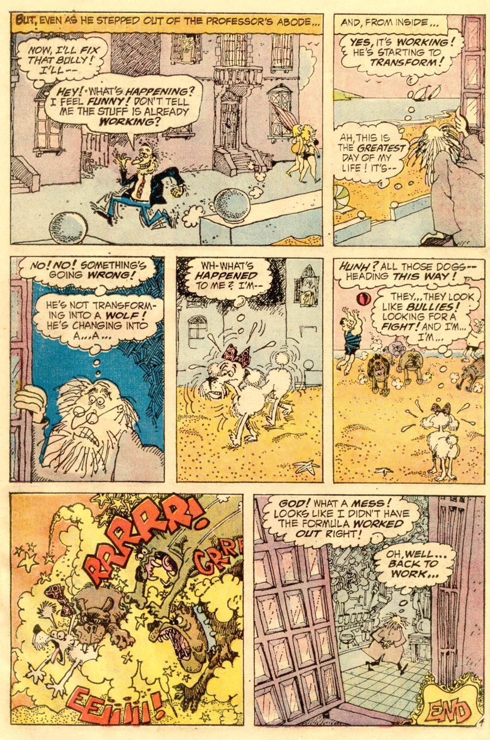 Read online Plop! comic -  Issue #2 - 26