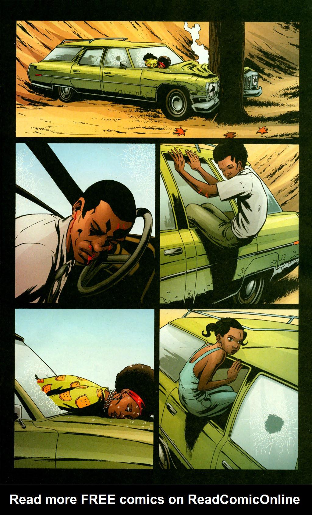 Read online Fallen Angel (2003) comic -  Issue #11 - 4