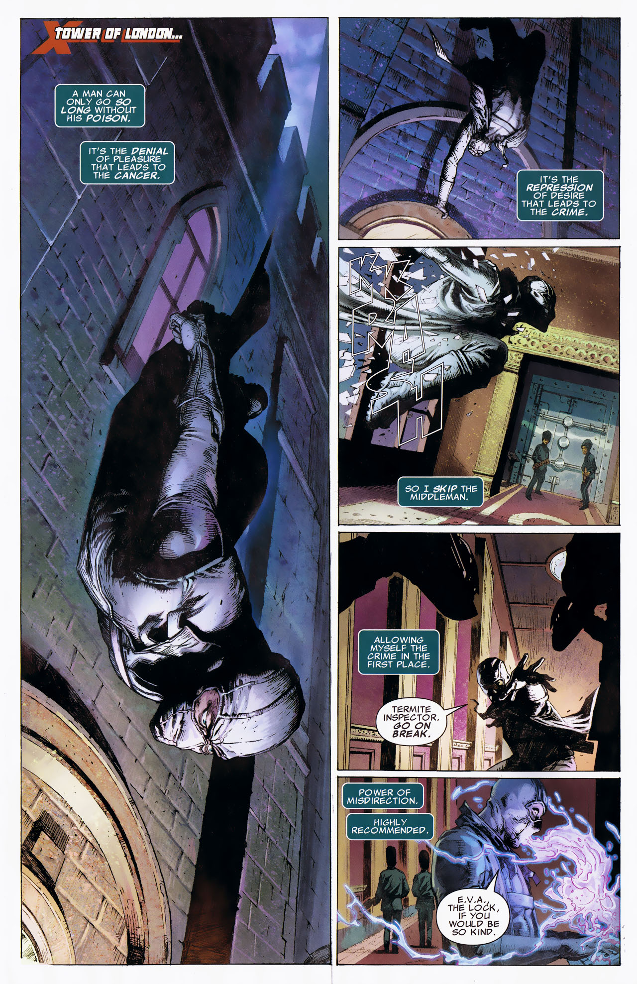 Read online Uncanny X-Force: The Apocalypse Solution comic -  Issue # Full - 13