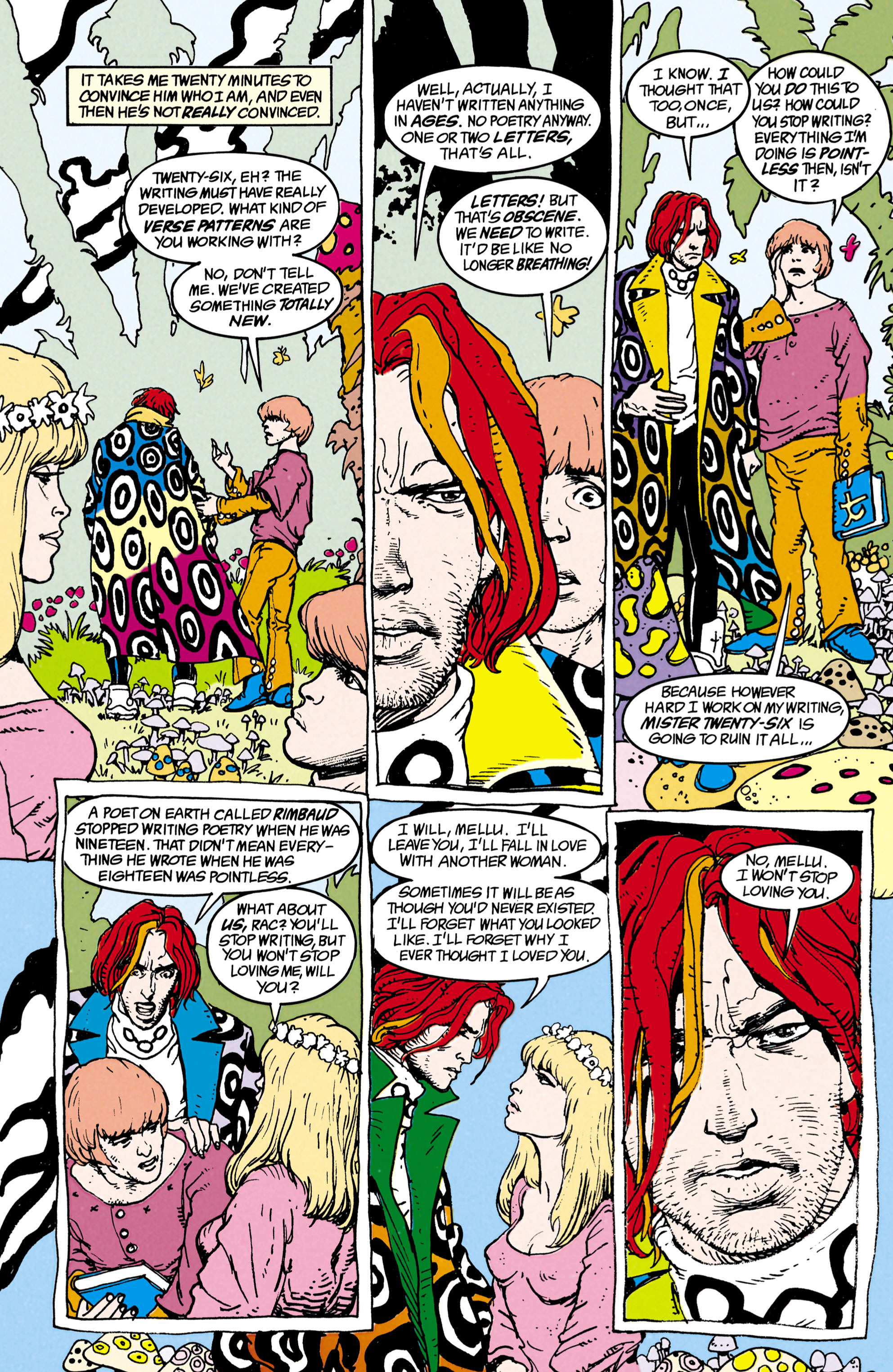 Read online Shade, the Changing Man comic -  Issue #22 - 15