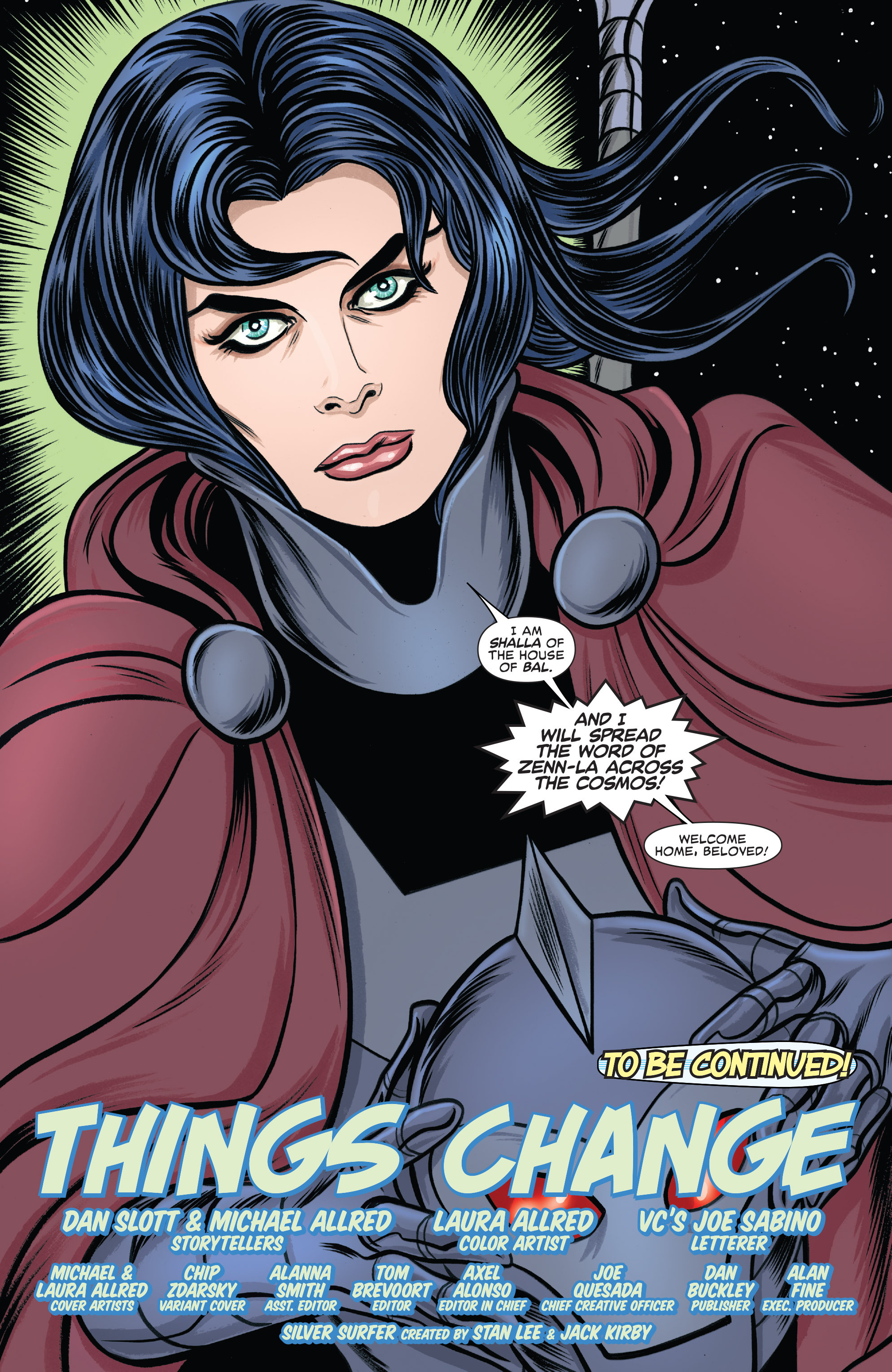 Read online Silver Surfer (2016) comic -  Issue #2 - 21