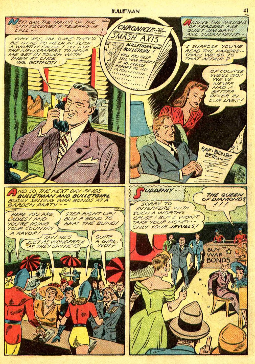 Bulletman issue 12 - Page 40