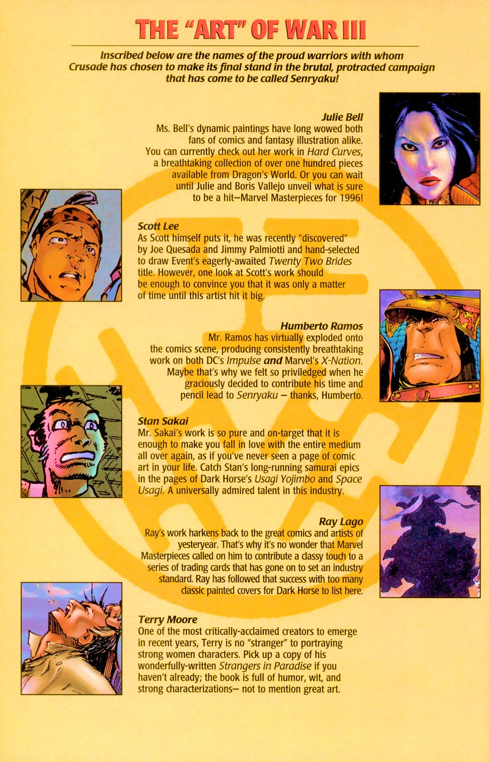 Read online Shi: Senryaku comic -  Issue #3 - 16