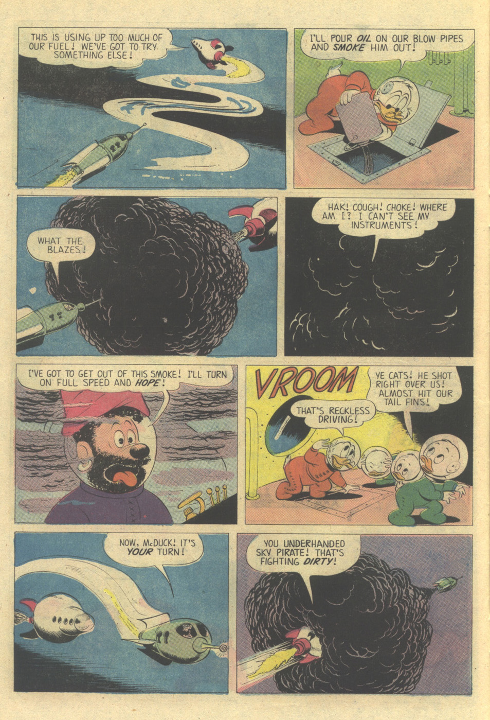 Read online Uncle Scrooge (1953) comic -  Issue #135 - 10