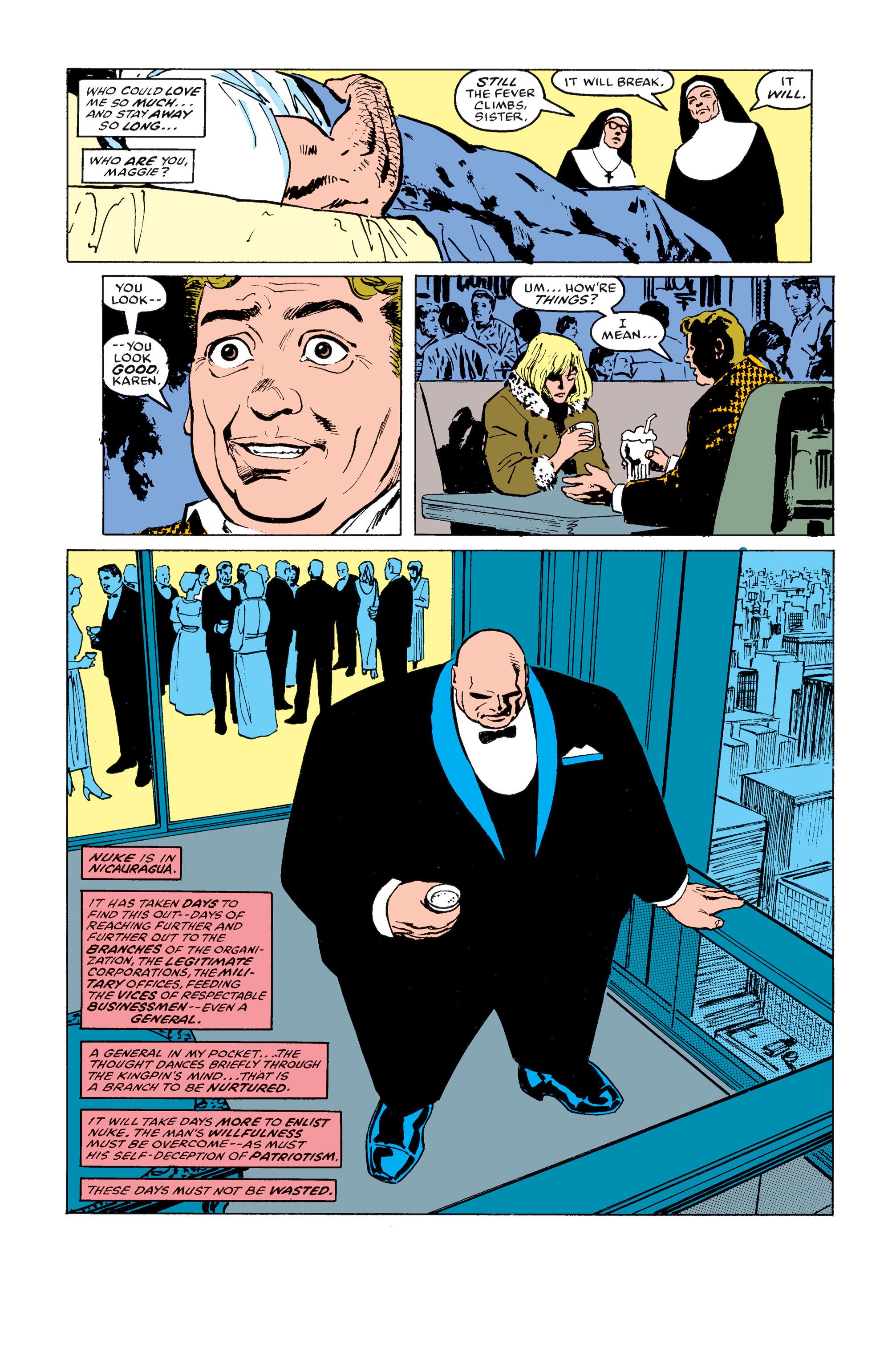 Read online Daredevil: Born Again comic -  Issue # Full - 114