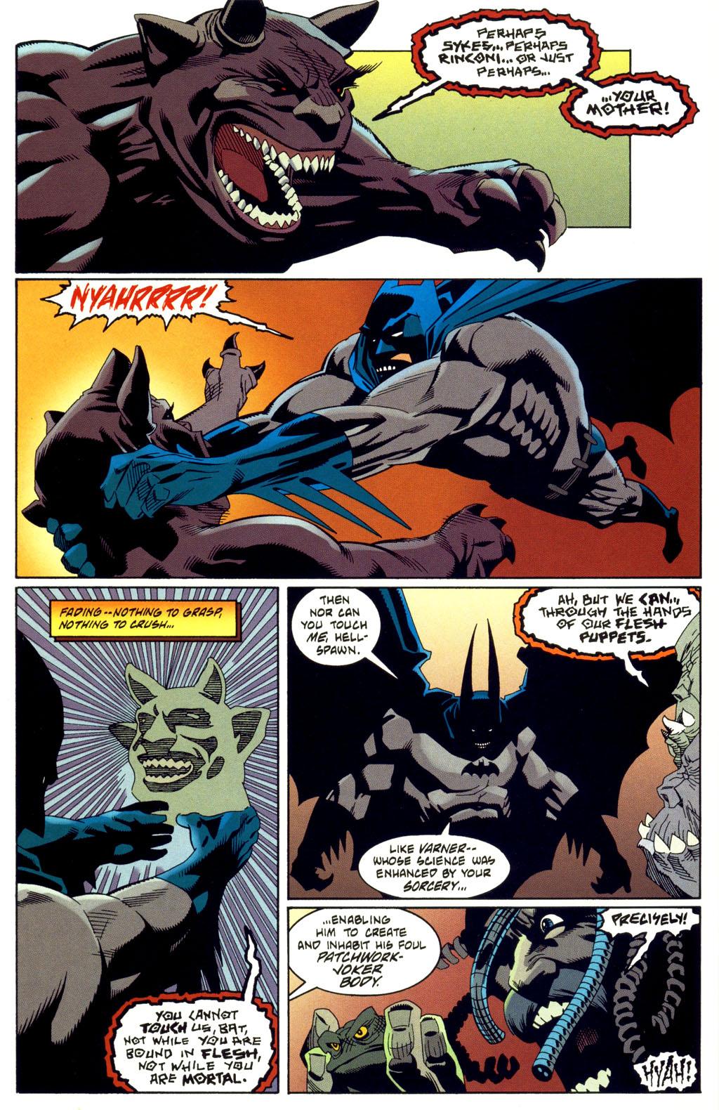 Read online Batman: Haunted Gotham comic -  Issue #2 - 40