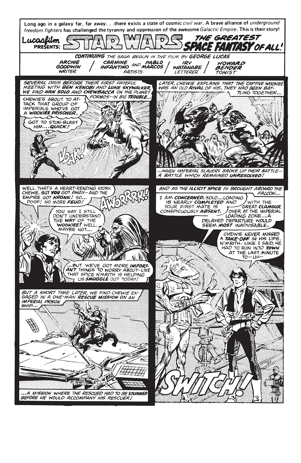 Read online Star Wars Legends: The Original Marvel Years - Epic Collection comic -  Issue # TPB 2 (Part 4) - 27