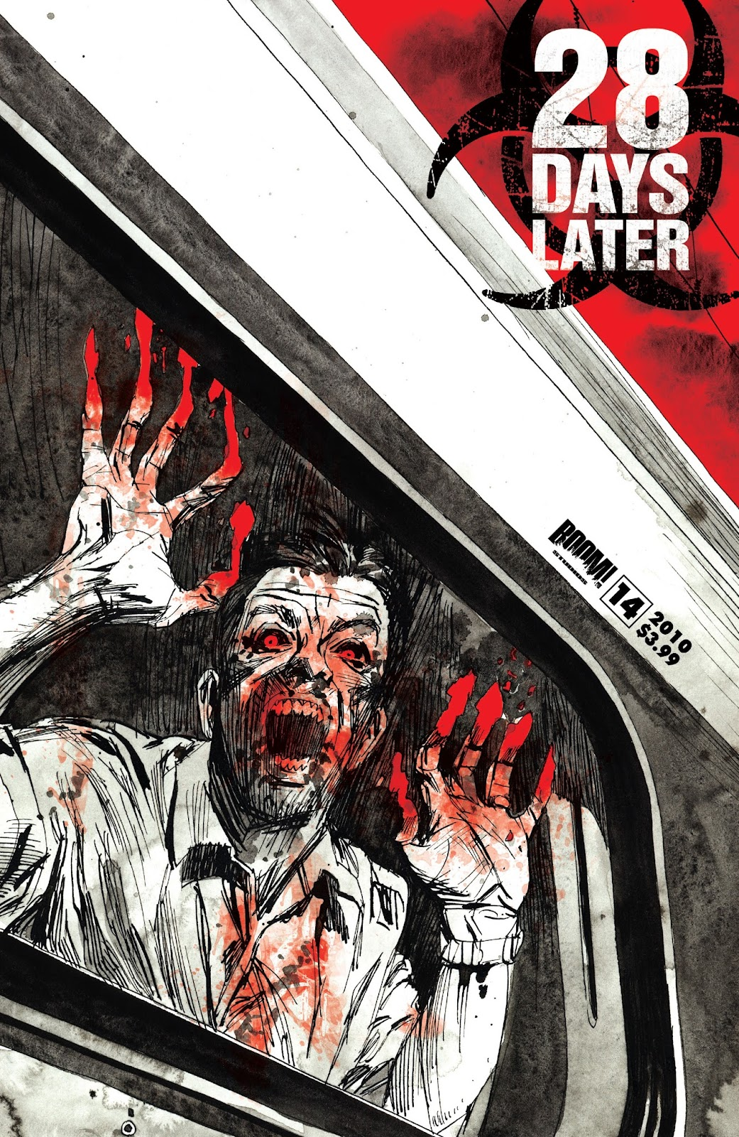 28 Days Later issue 14 - Page 1