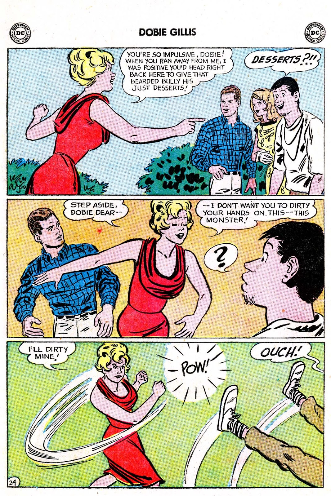 Many Loves of Dobie Gillis issue 21 - Page 30