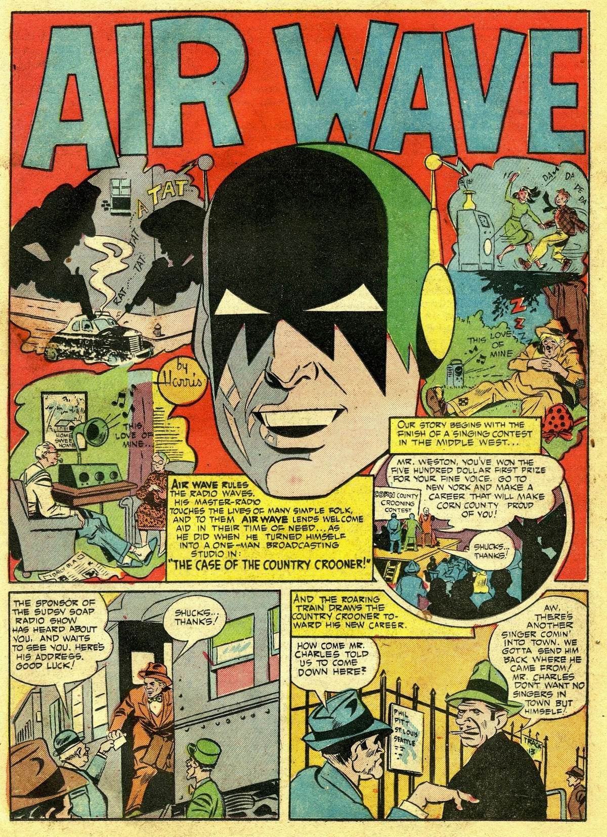Read online Detective Comics (1937) comic -  Issue #67 - 50