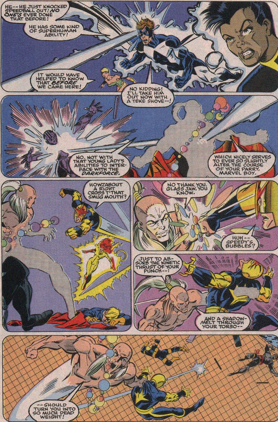 The New Warriors Issue #19 #23 - English 18