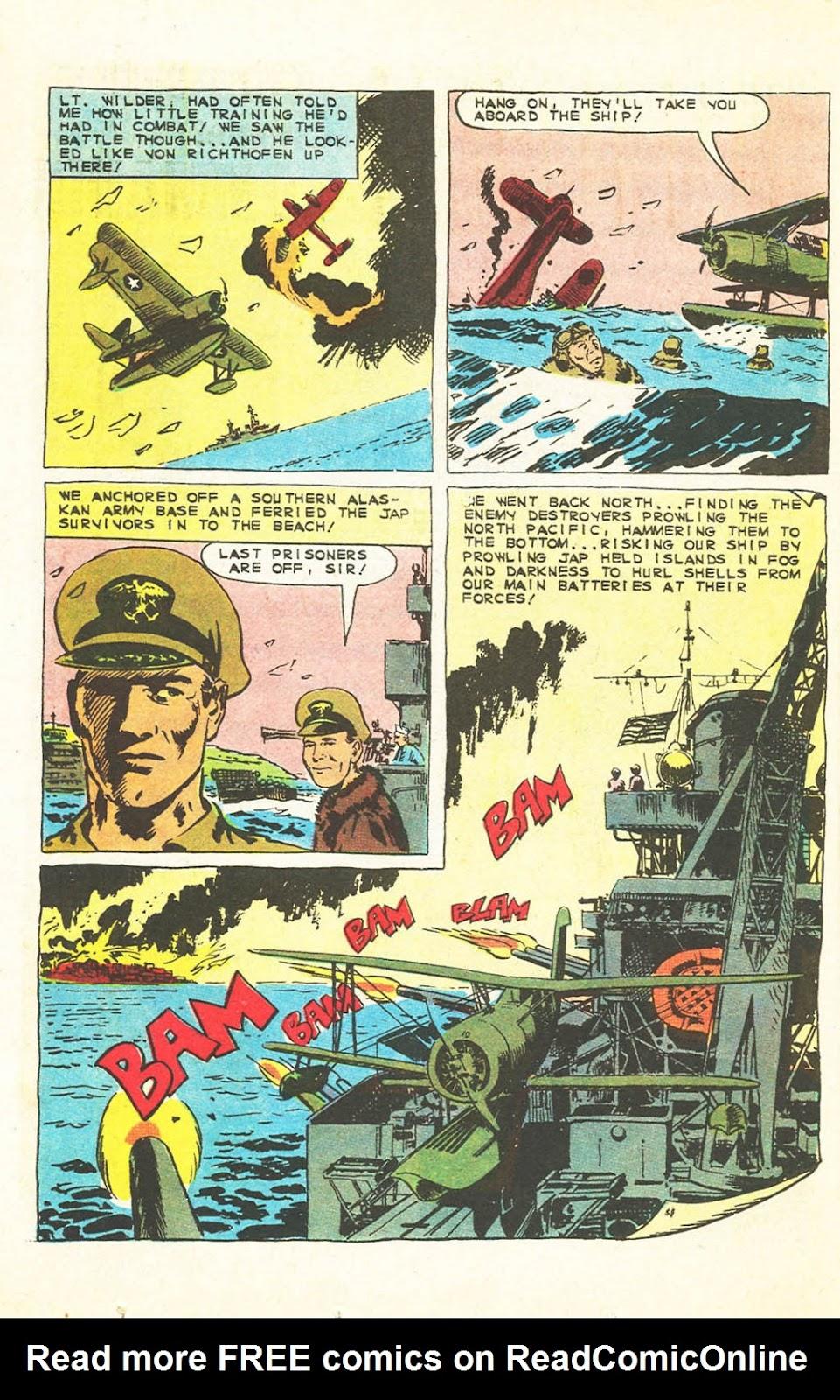 Read online Fightin' Navy comic -  Issue #128 - 13
