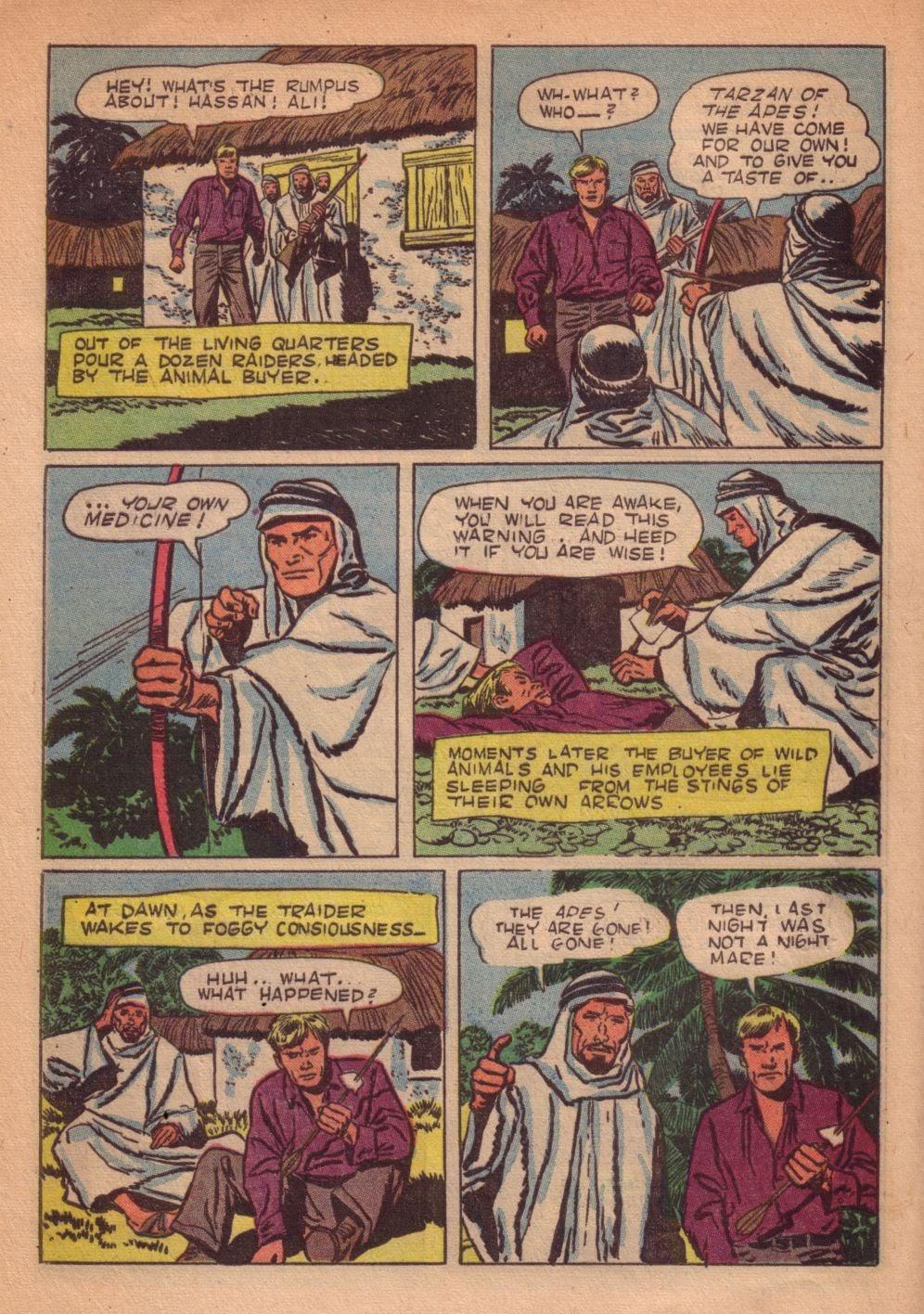 Tarzan (1948) issue 55 - Page 40