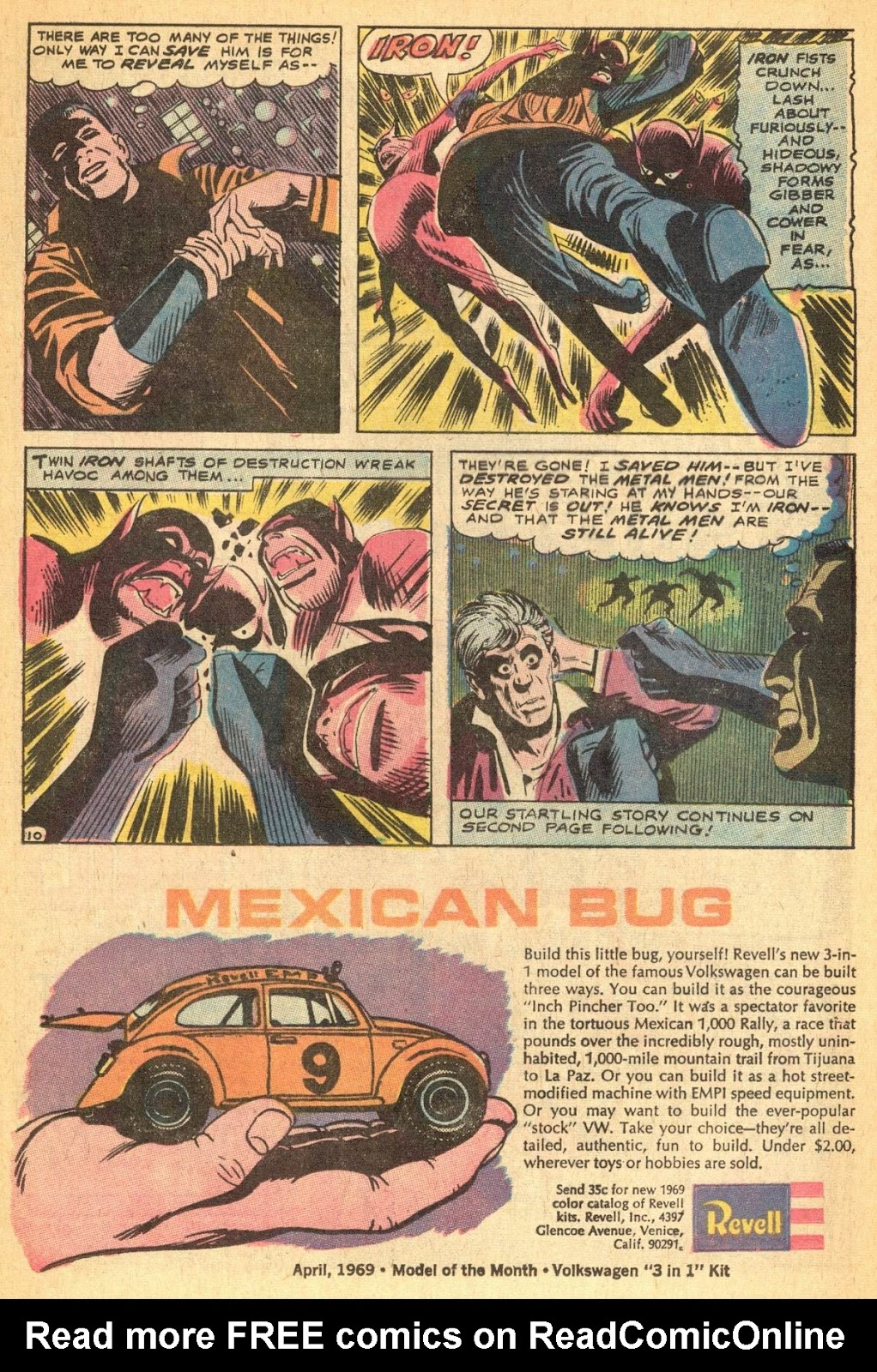 Metal Men (1963) issue 38 - Page 13