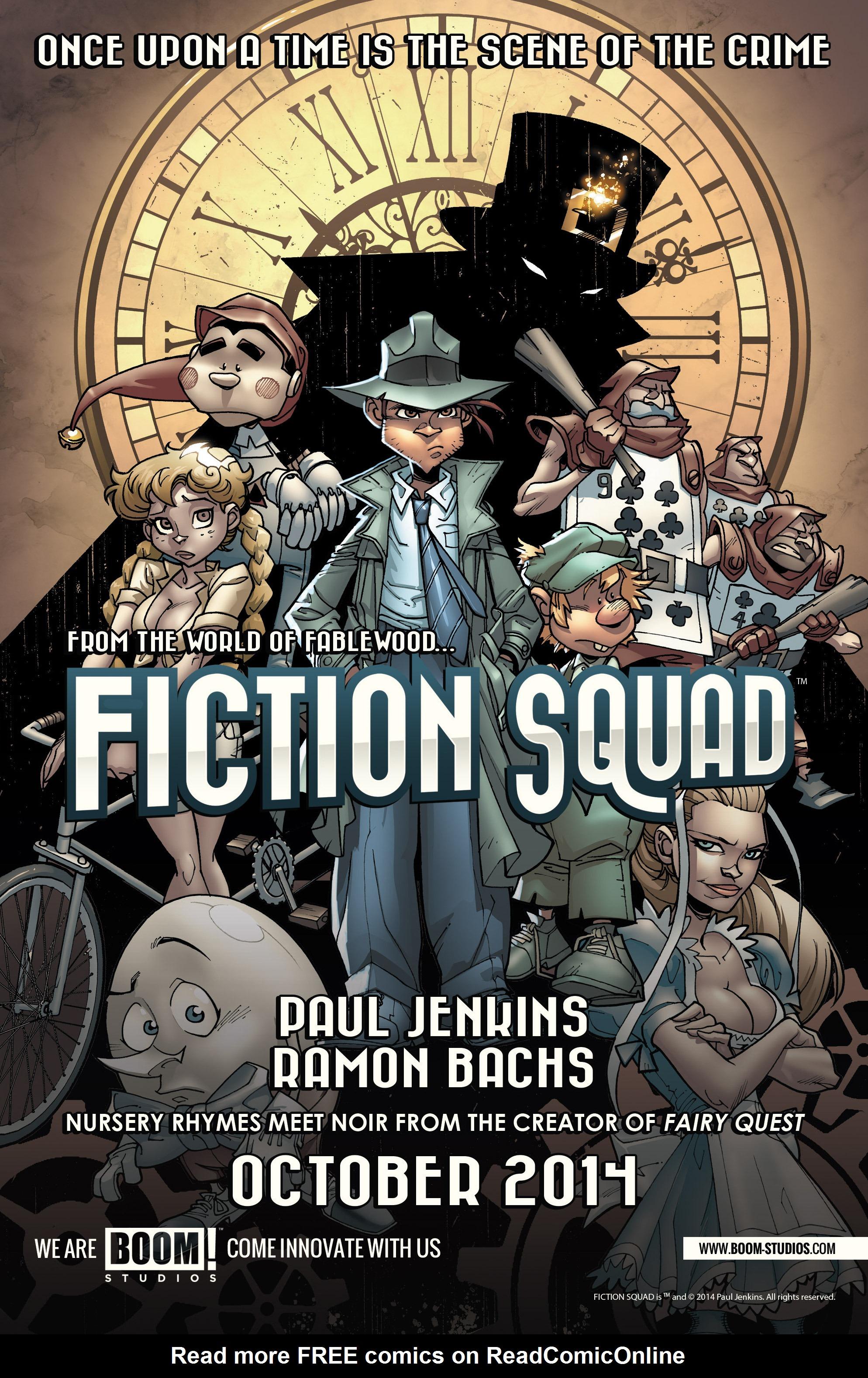 Read online Translucid comic -  Issue #5 - 27