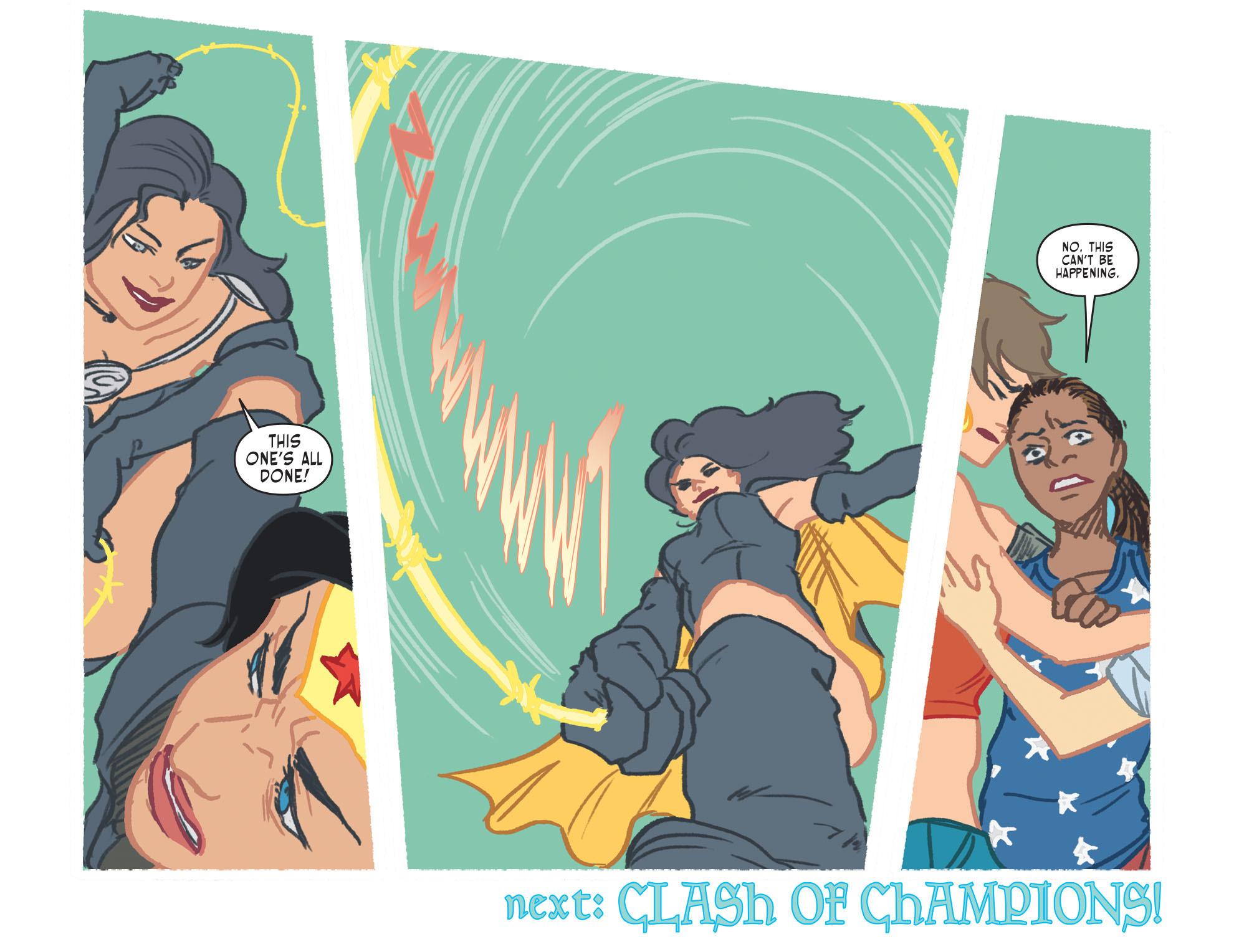 Read online Sensation Comics Featuring Wonder Woman comic -  Issue #45 - 23