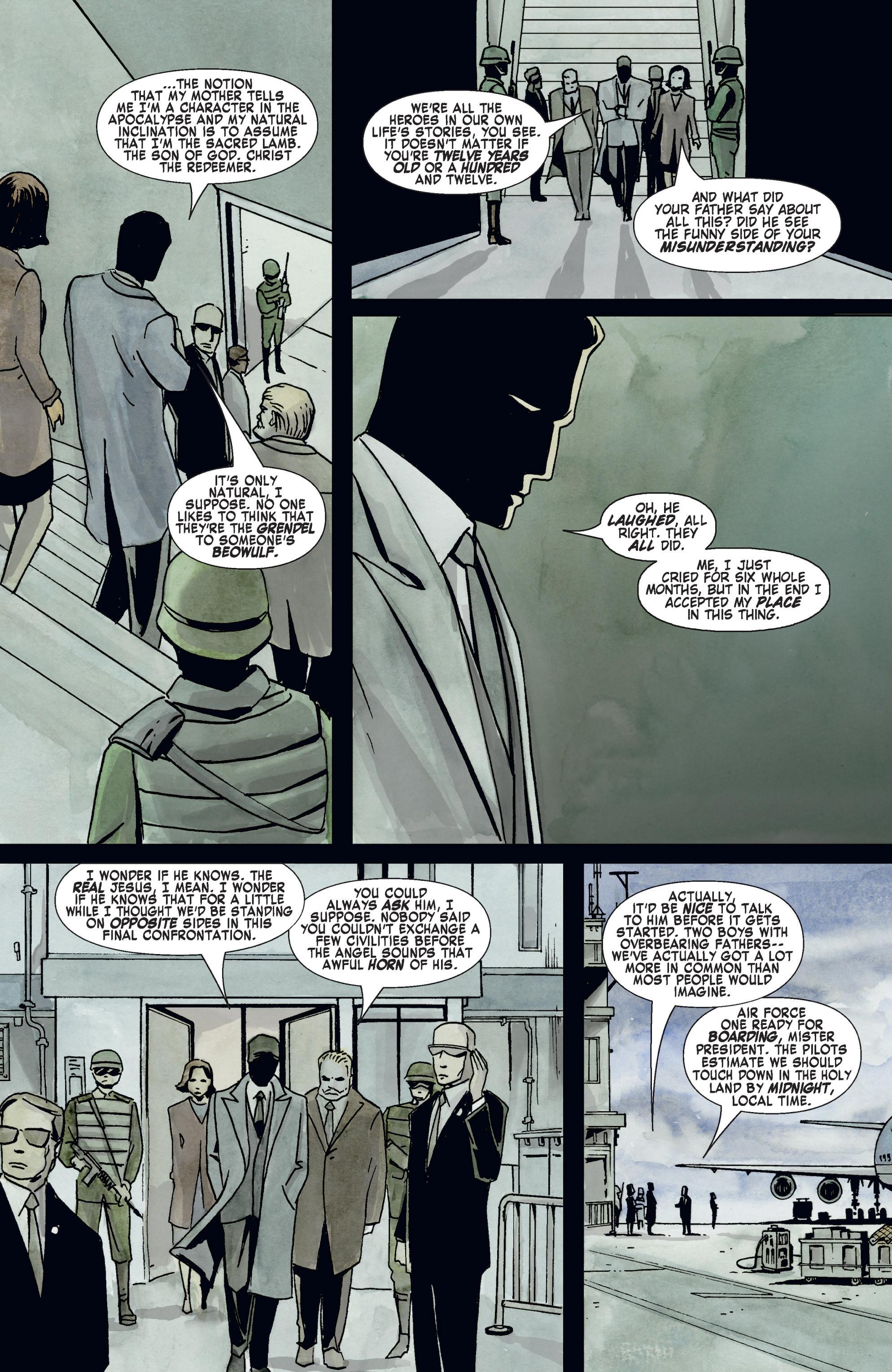 Read online American Jesus comic -  Issue # TPB - 76