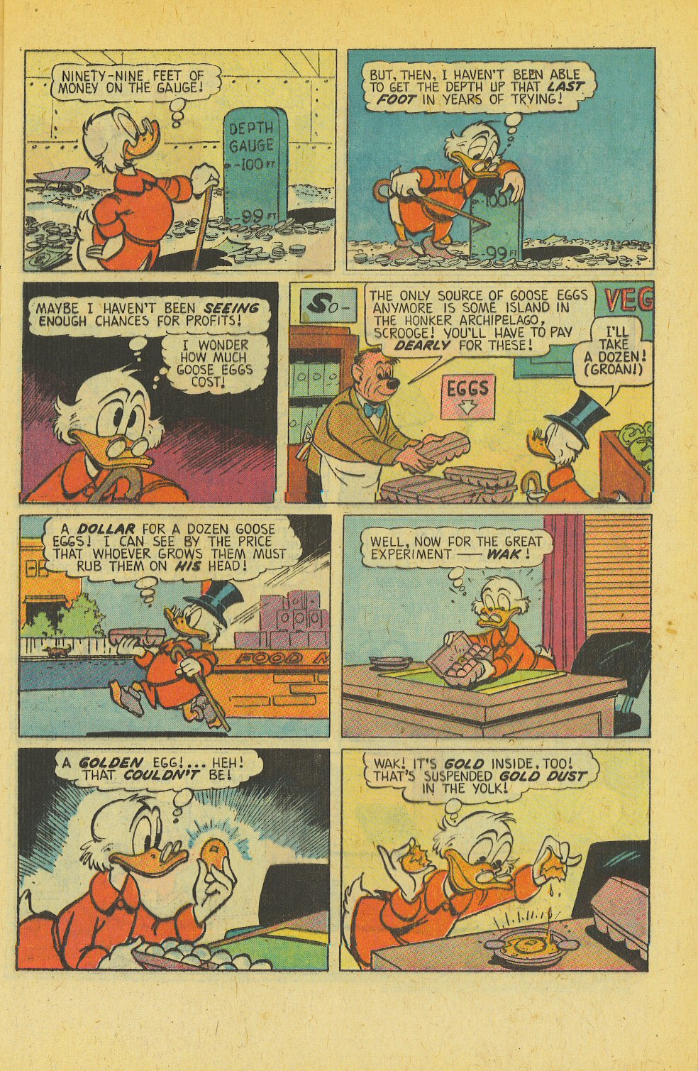 Read online Uncle Scrooge (1953) comic -  Issue #139 - 5