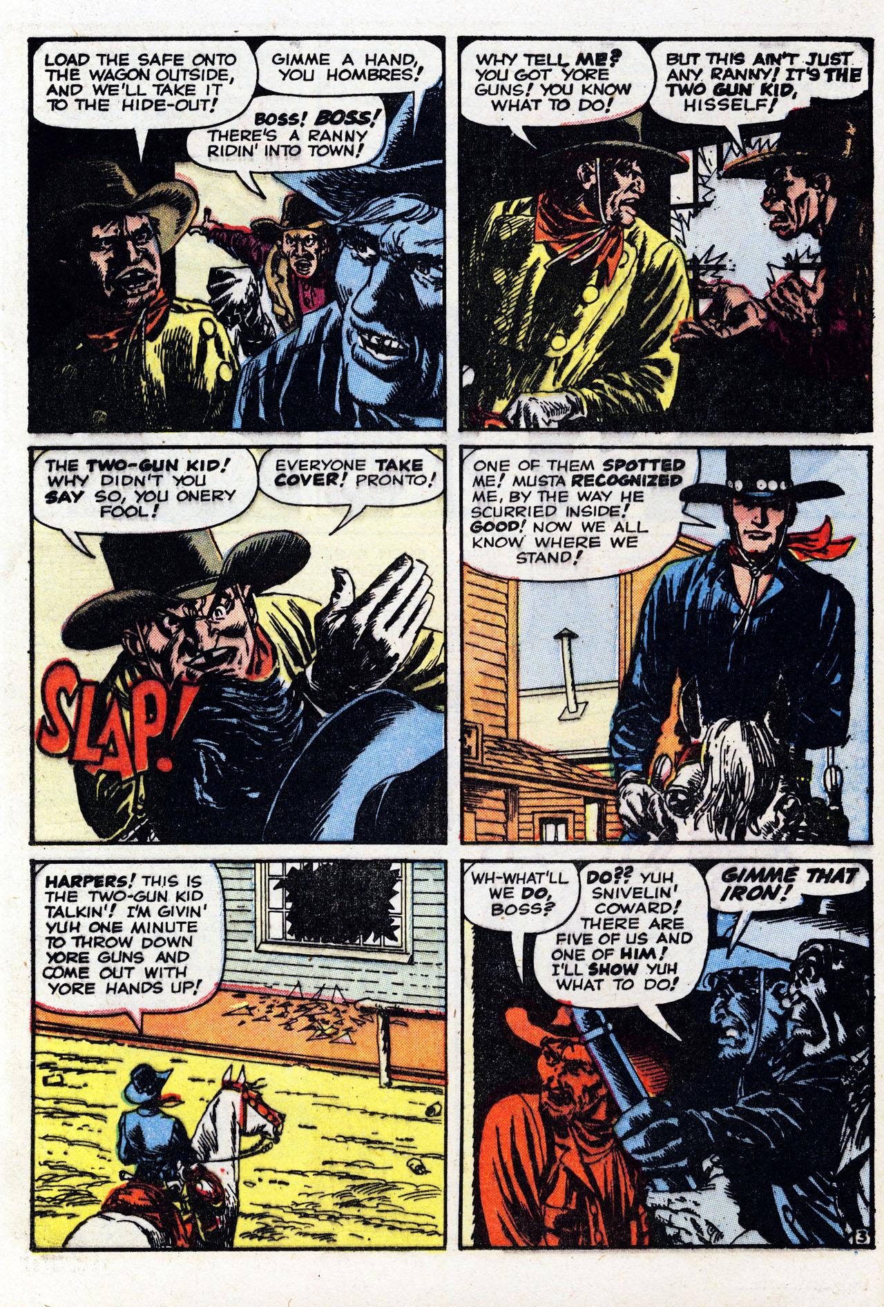 Read online Two-Gun Kid comic -  Issue #53 - 12