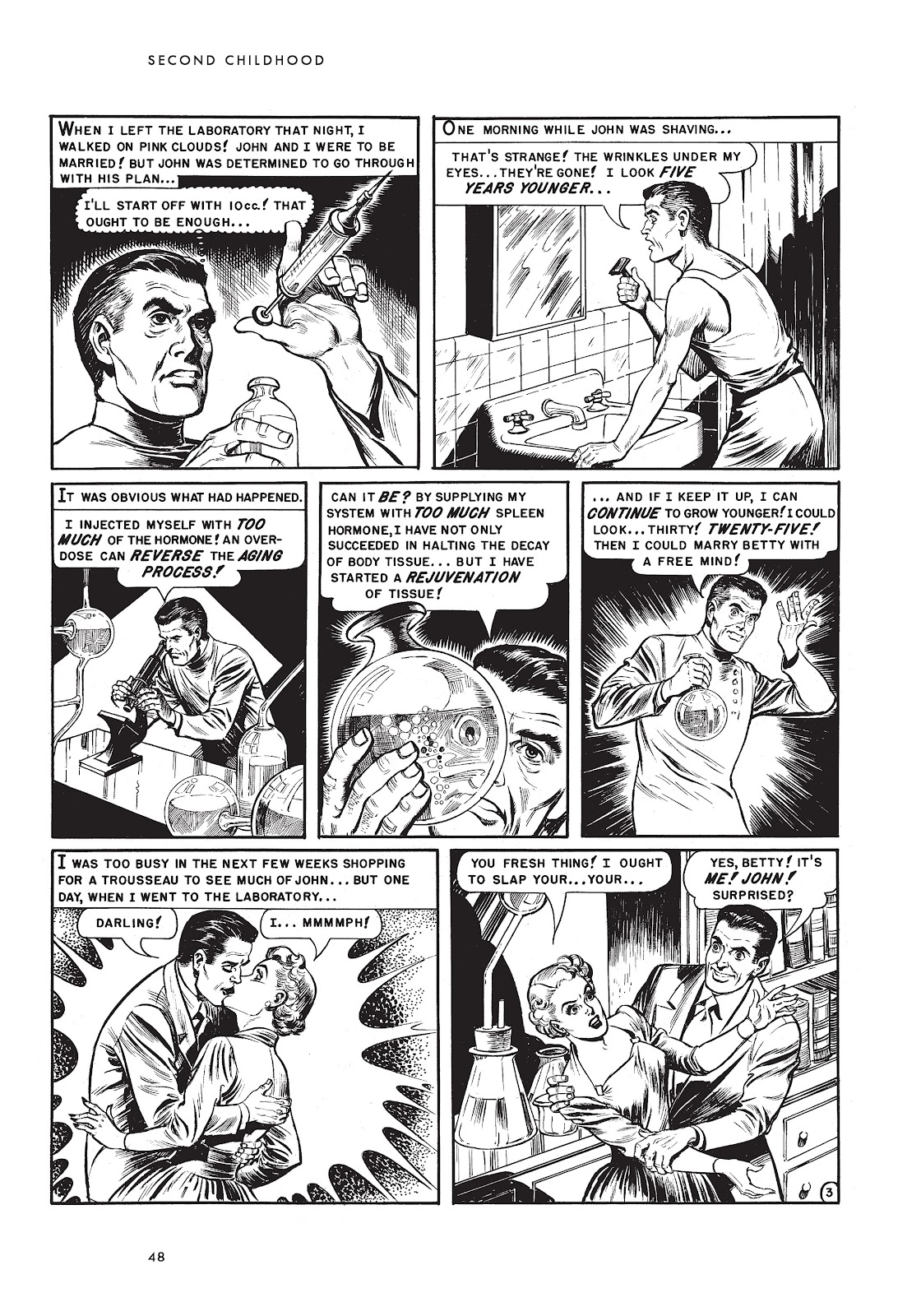 Read online The Martian Monster and Other Stories comic -  Issue # TPB (Part 1) - 63