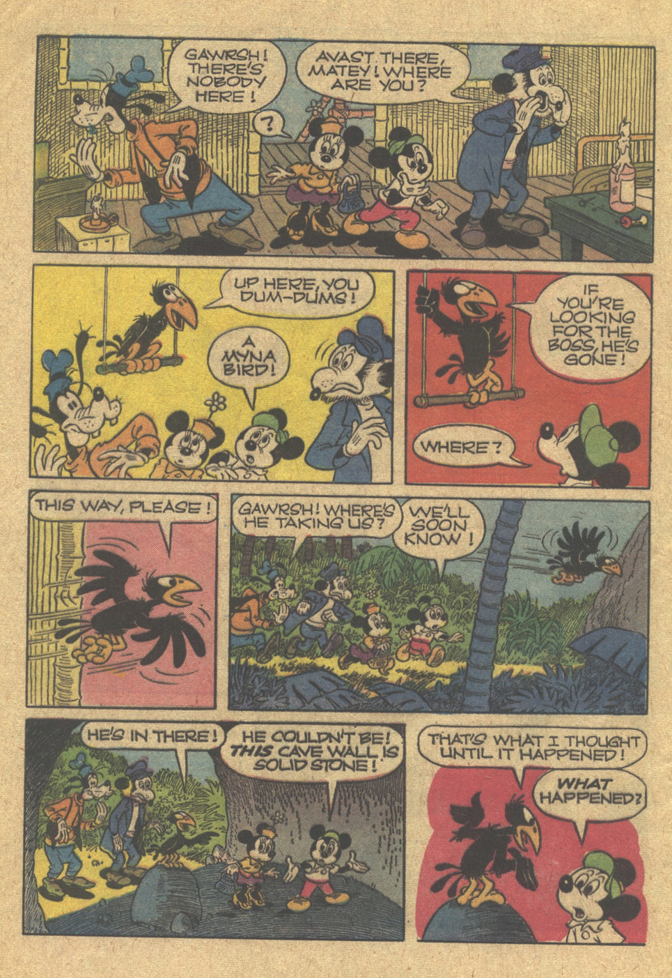 Walt Disney's Comics and Stories issue 380 - Page 32