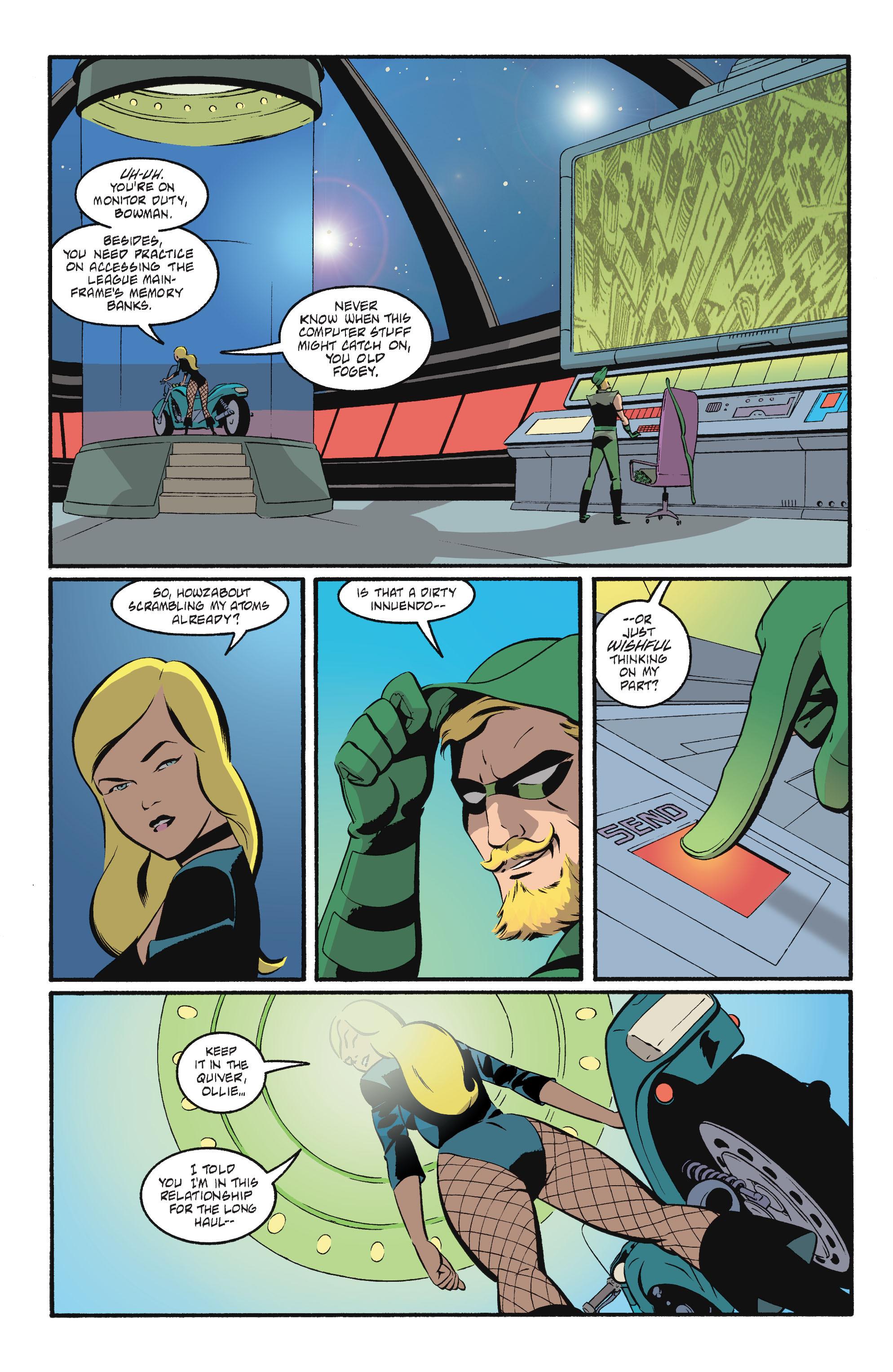 Read online Batgirl/Robin: Year One comic -  Issue # TPB 2 - 124