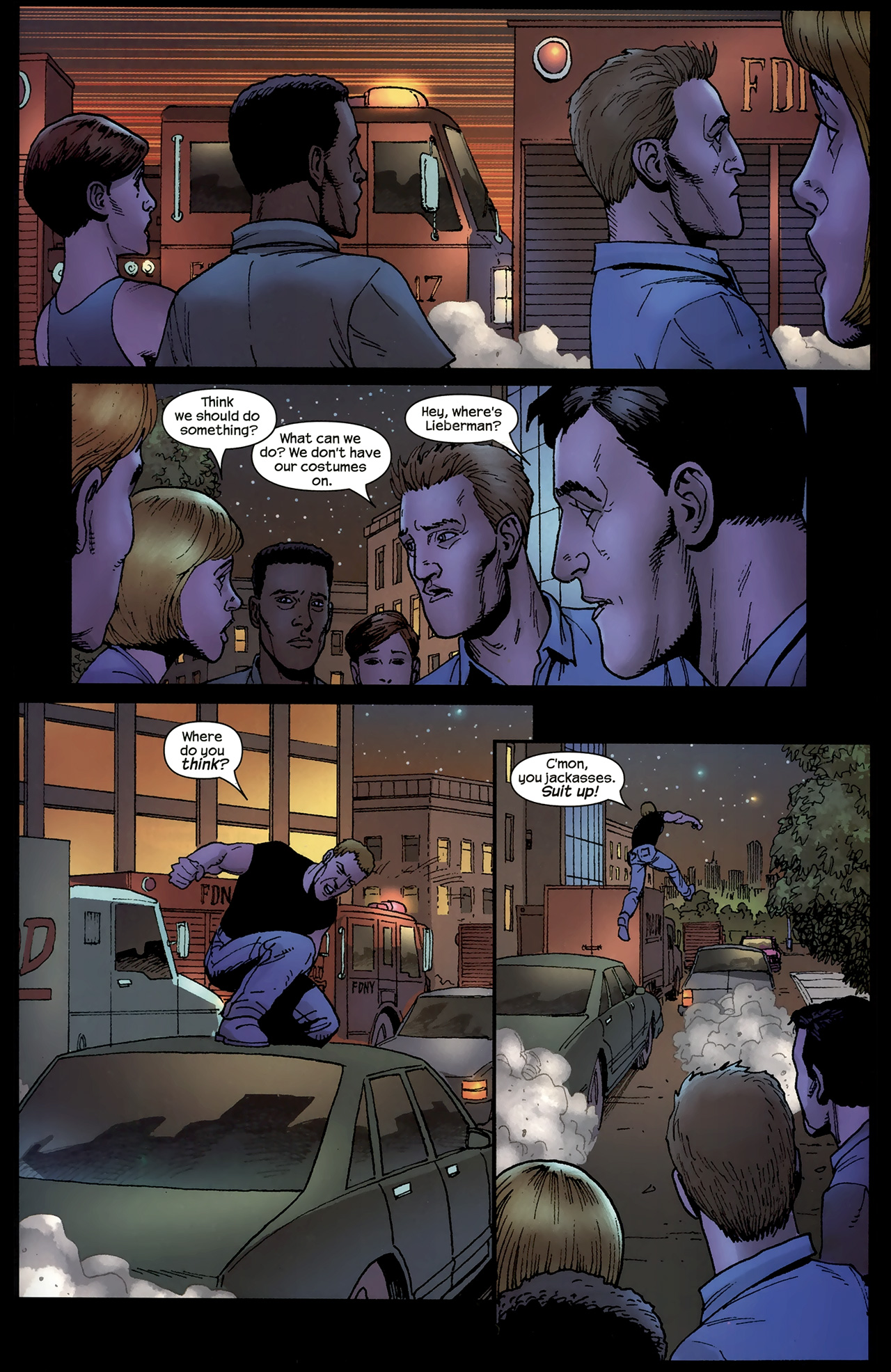 Read online Ultimates 2 comic -  Issue # _Annual 1 - 31