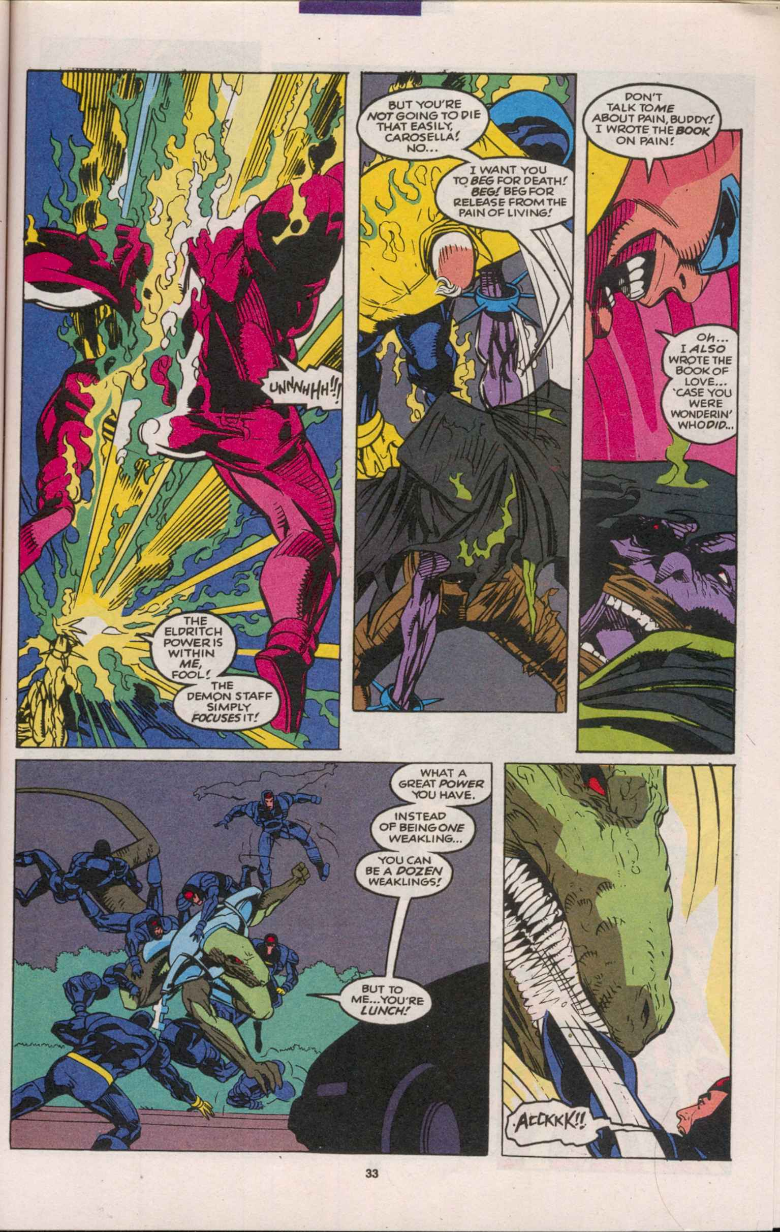 Read online X-Factor (1986) comic -  Issue # _ Annual 8 - 30