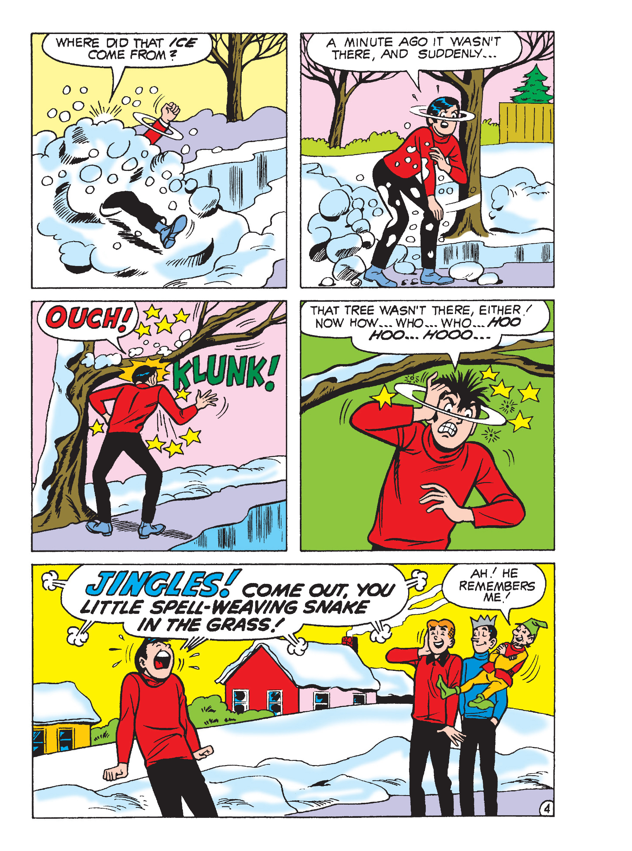 Read online World of Archie Double Digest comic -  Issue #64 - 25
