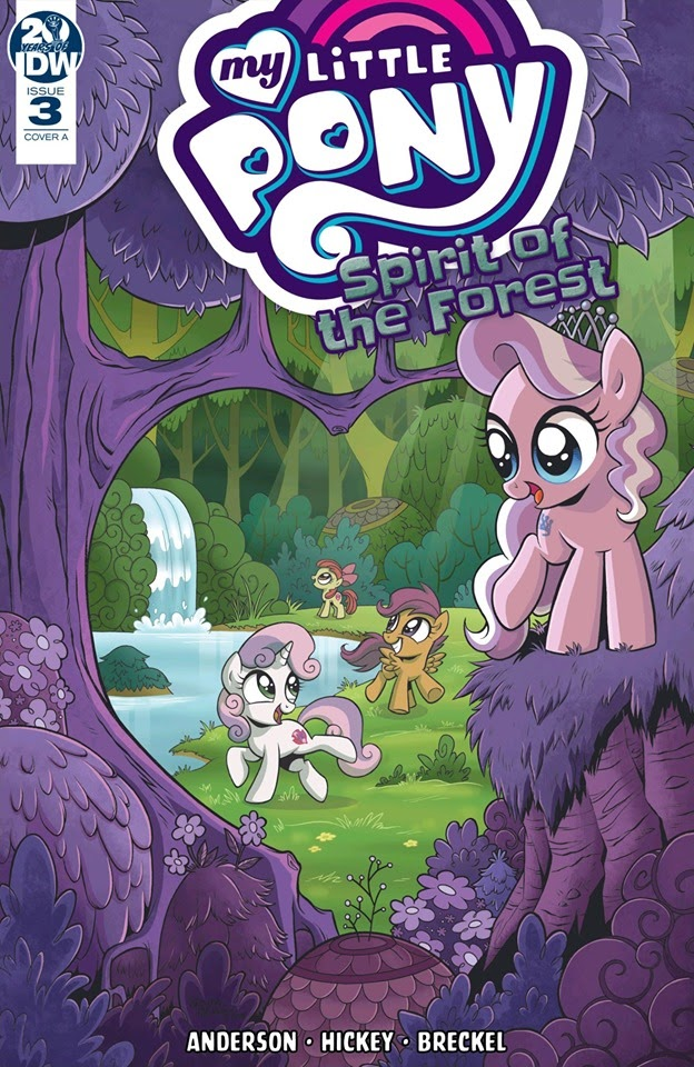 My Little Pony: Spirit of the Forest 3 Page 1
