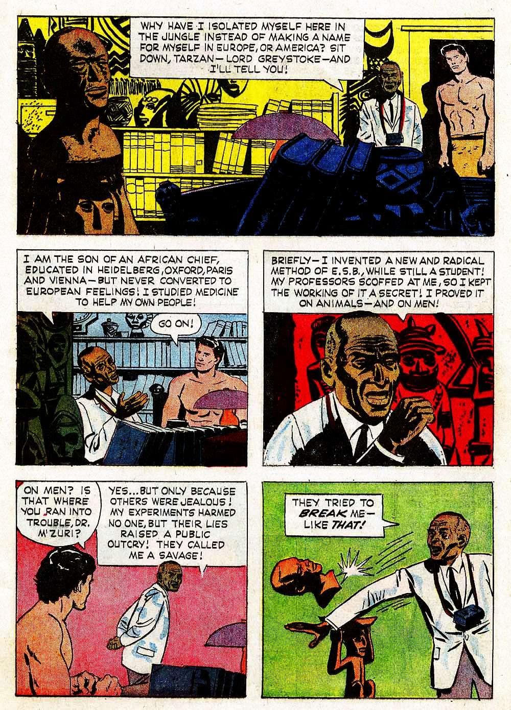 Tarzan (1962) issue 139 - Page 13