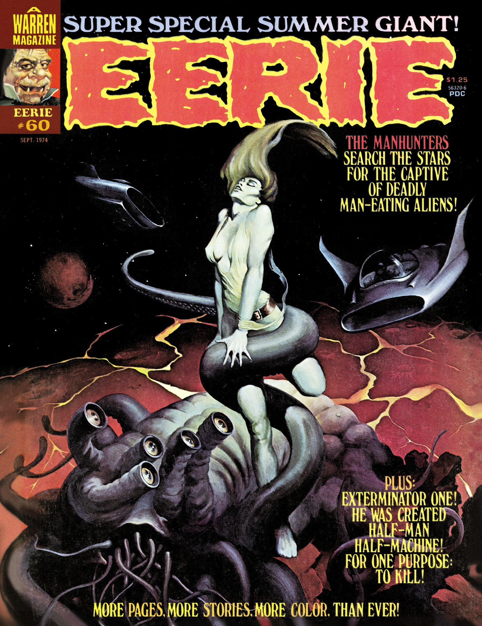 Read online Eerie Archives comic -  Issue # TPB 12 - 200