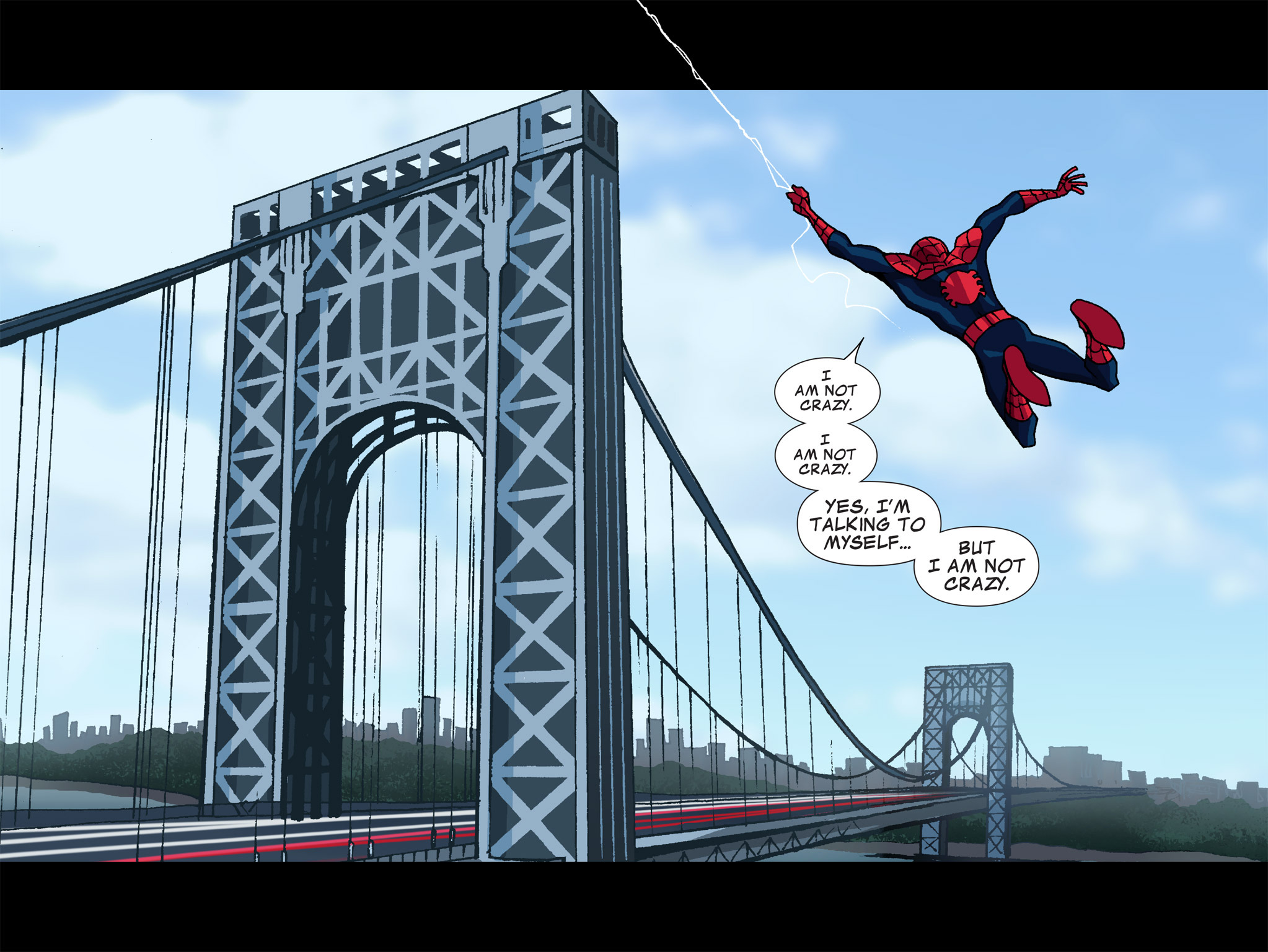 Read online Ultimate Spider-Man (Infinite Comics) (2015) comic -  Issue #1 - 33
