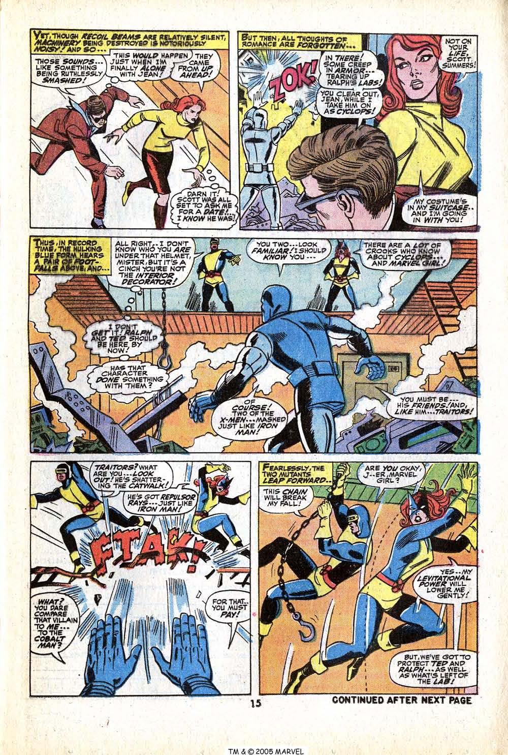Uncanny X-Men (1963) 79 Page 16