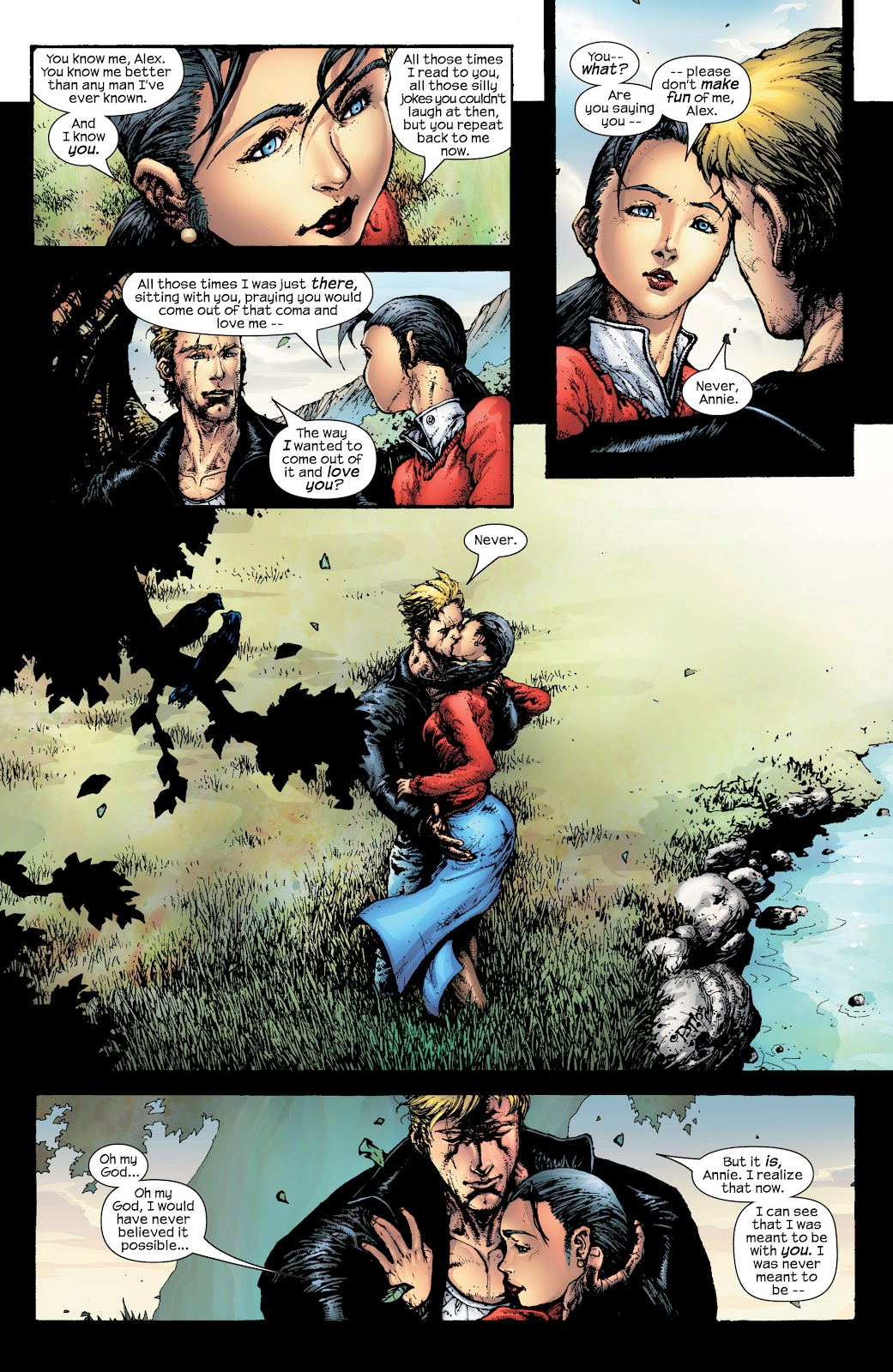 Uncanny X-Men (1963) issue 425 - Page 4
