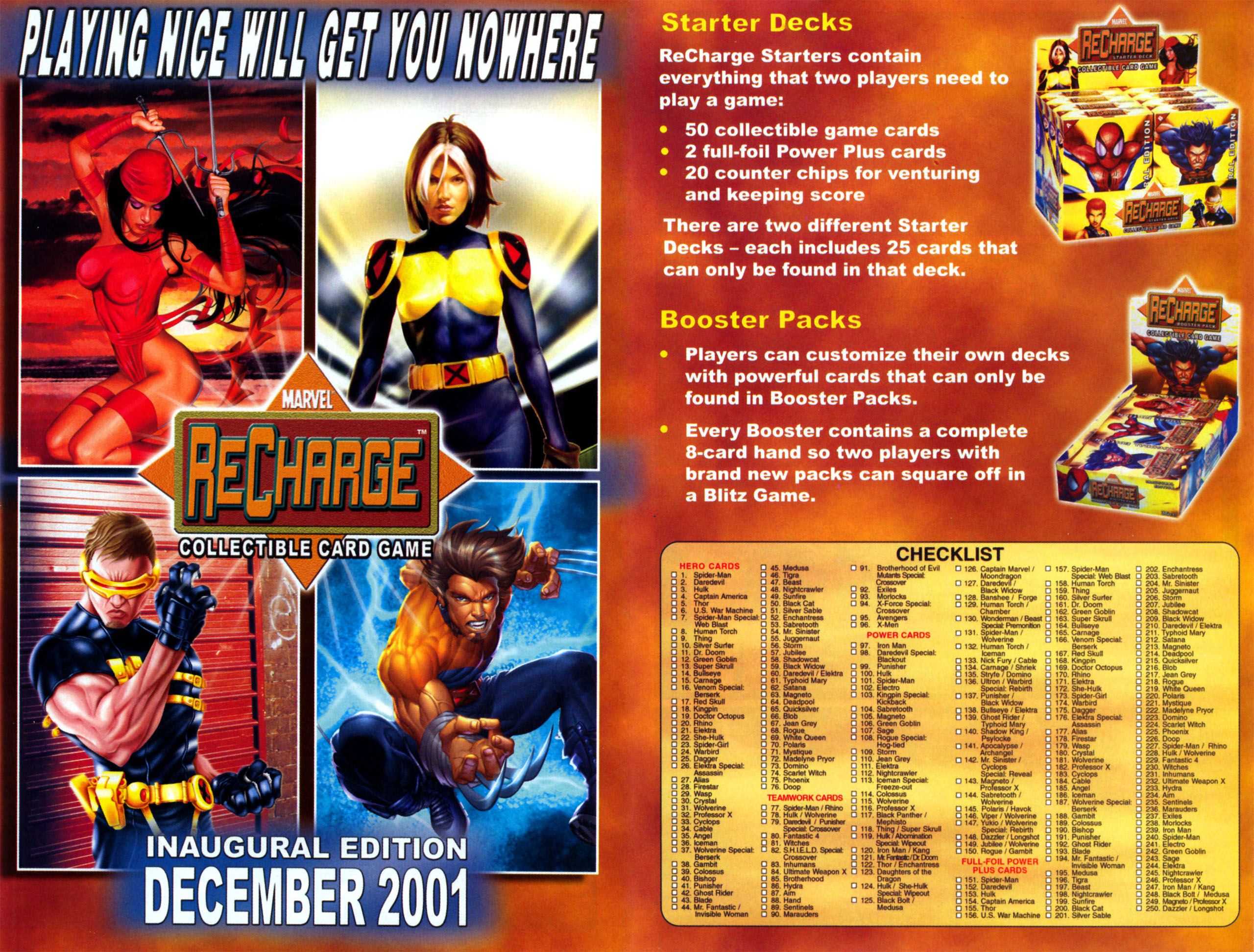 Read online Ultimate Marvel Team-Up comic -  Issue #12 - 22