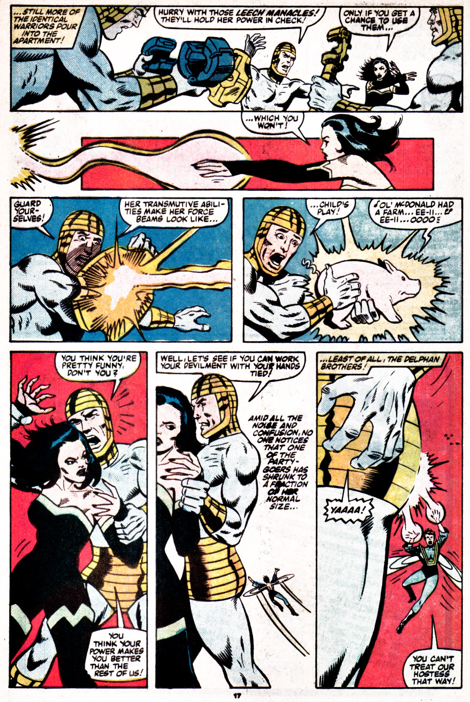 The Avengers (1963) 246 Page 17