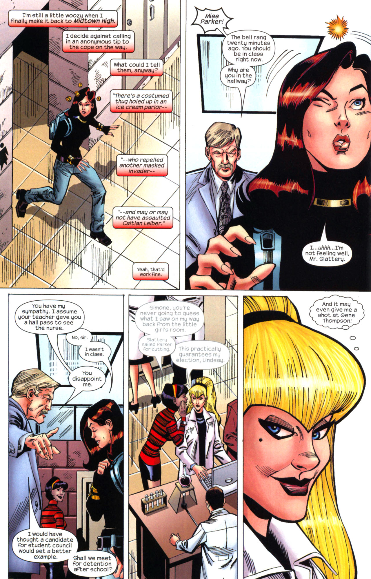 Read online Amazing Spider-Girl comic -  Issue #2 - 13