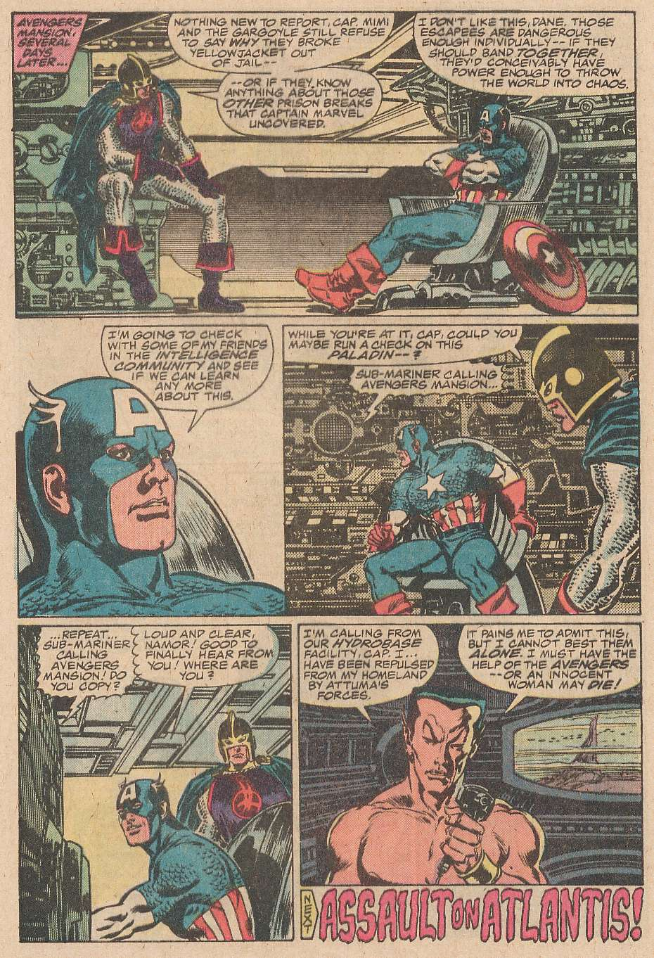 The Avengers (1963) 271 Page 22