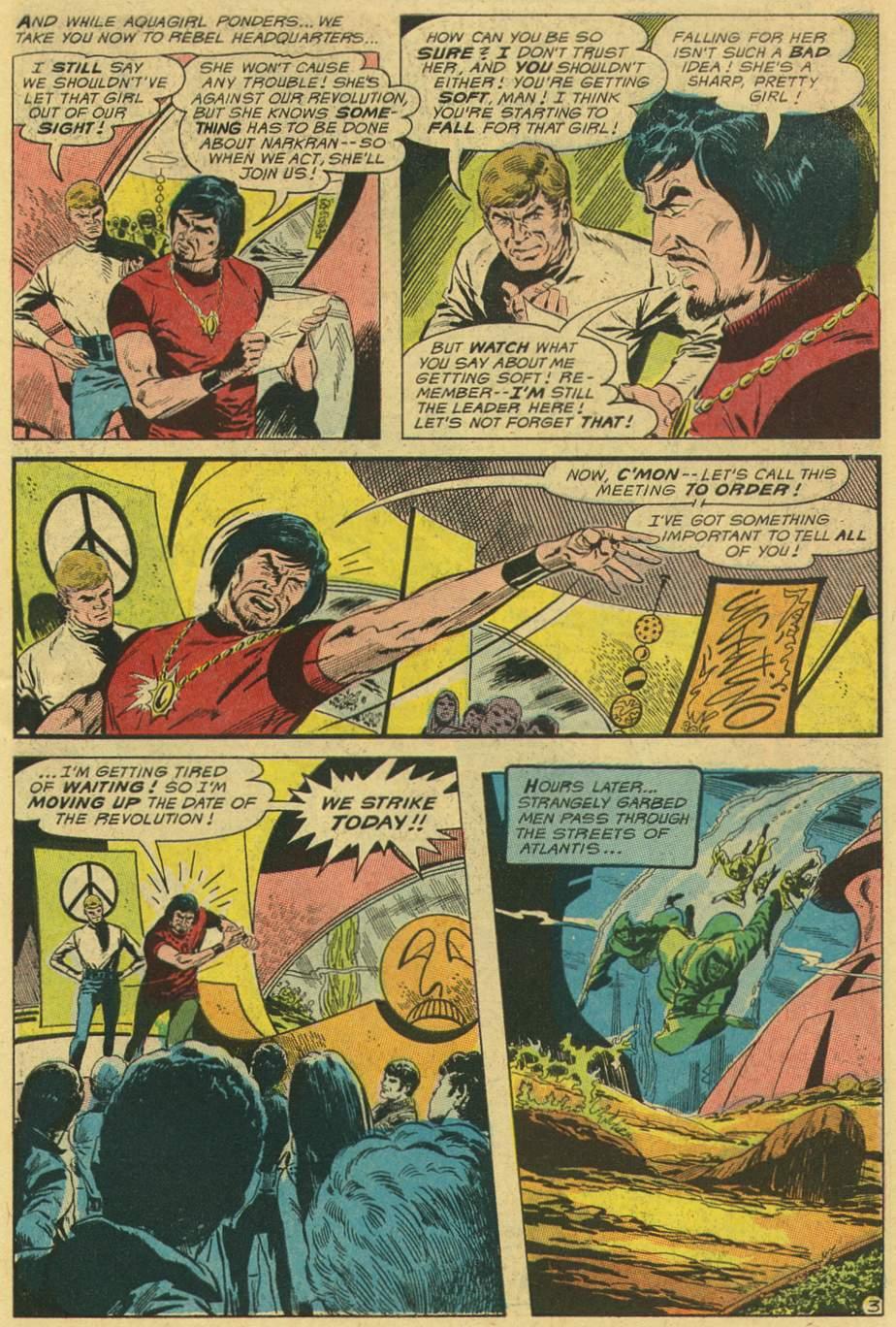 Read online Aquaman (1962) comic -  Issue #47 - 5