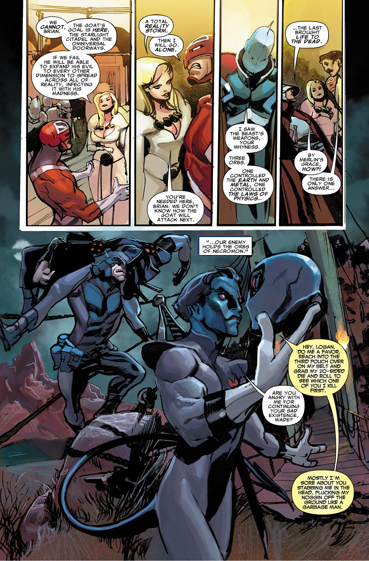 Uncanny X-Force (2010) #21 #23 - English 14