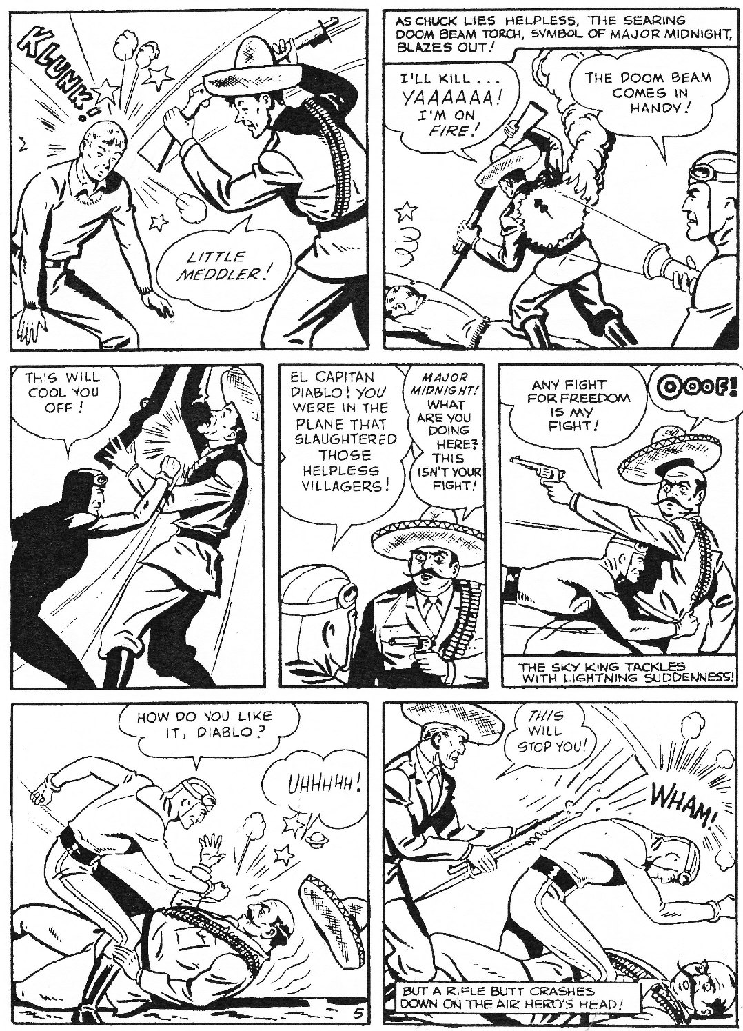 Read online Men of Mystery Comics comic -  Issue #73 - 20