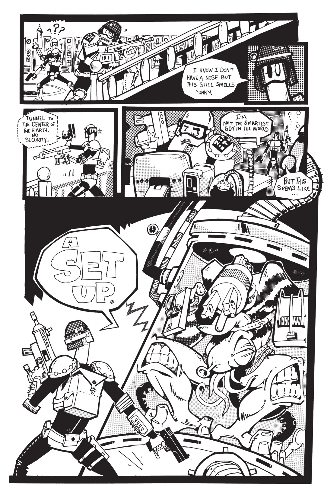 Read online Scud: The Disposable Assassin: The Whole Shebang comic -  Issue # TPB (Part 4) - 59